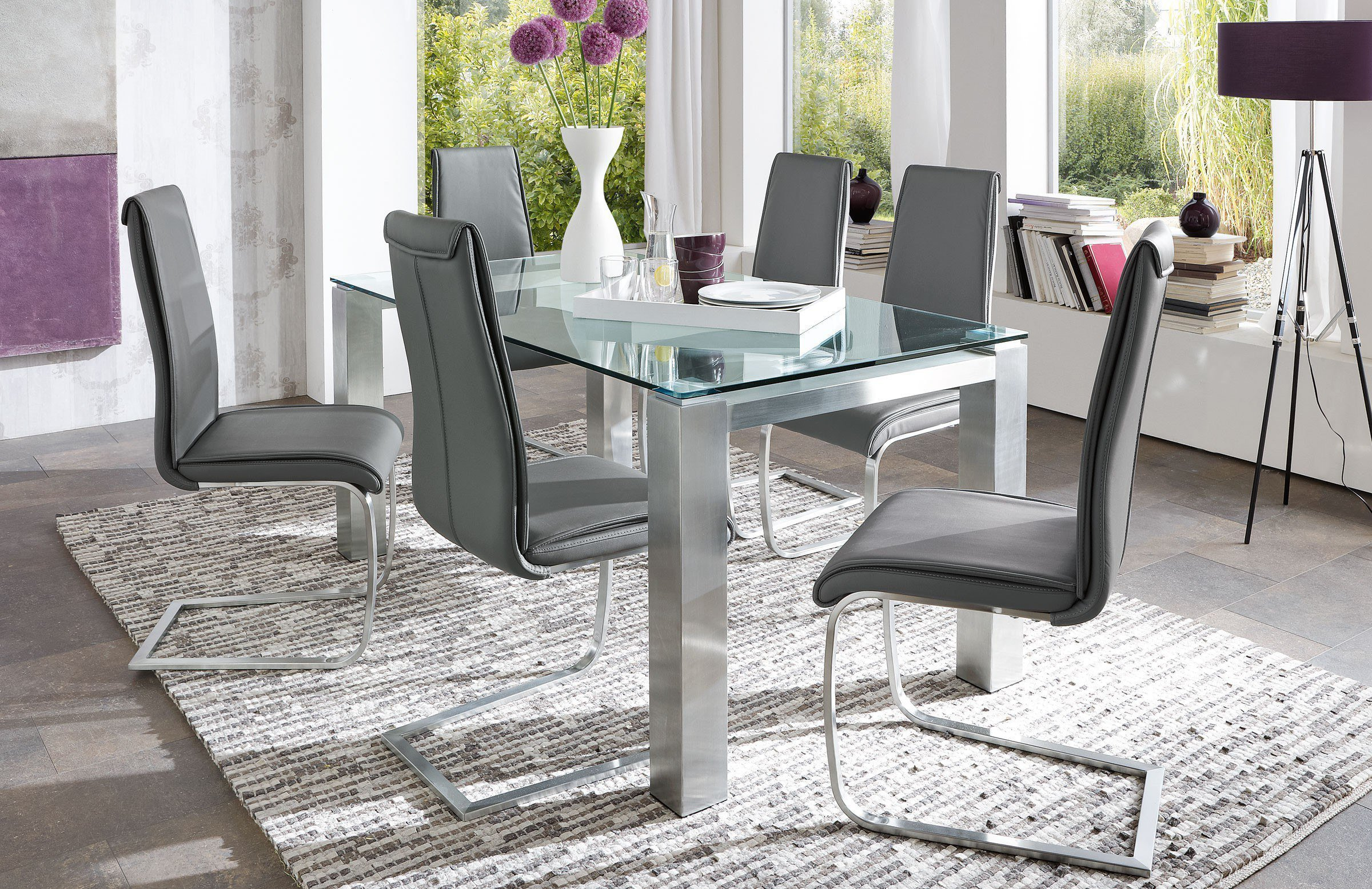 Esszimmer Von Niehoff Sitzmöbel   Tisch Palma U0026 Stühle 7871
