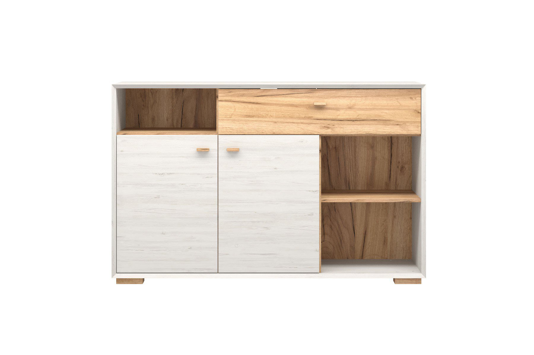 germania sideboard calvi pinie wei navarra eiche m bel letz ihr online shop. Black Bedroom Furniture Sets. Home Design Ideas