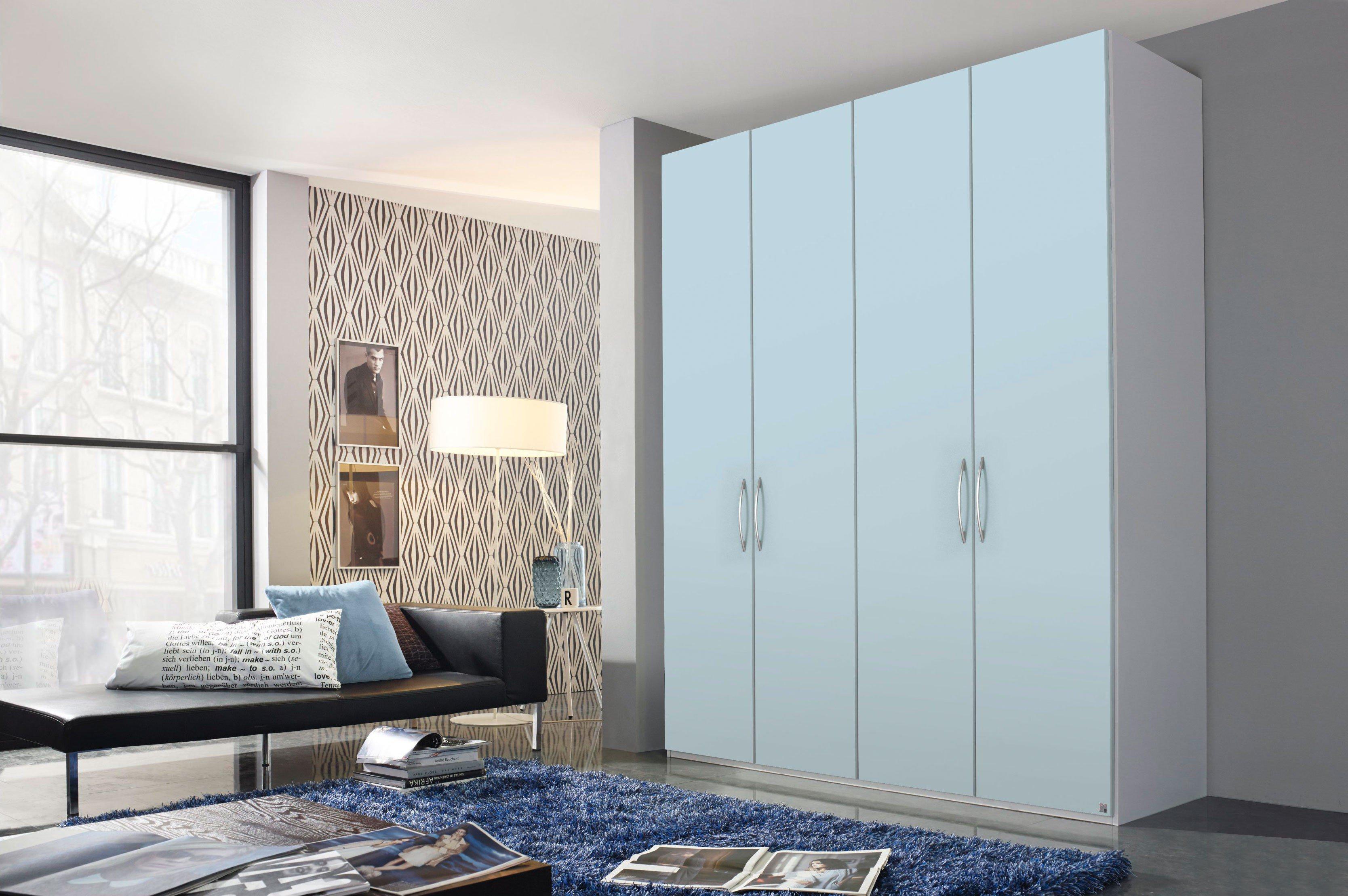 Rauch yourJOYce Kleiderschrank blau-weiß   Möbel Letz - Ihr Online ...