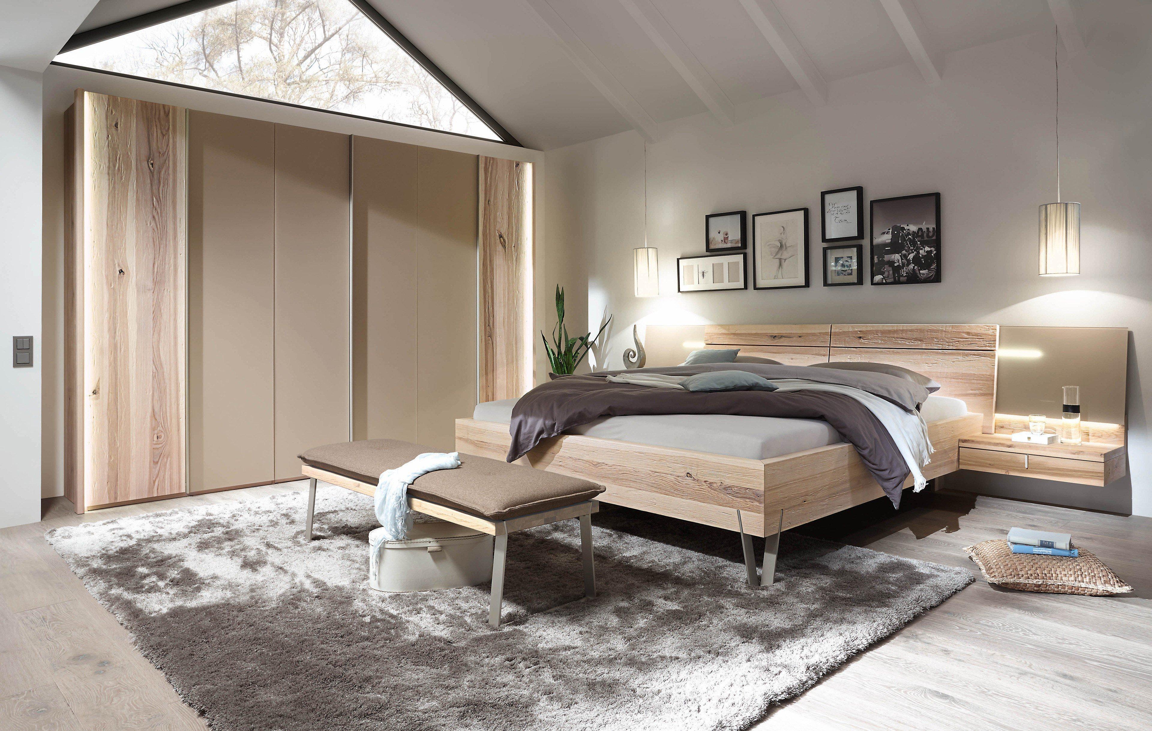 Elegant Cubo Von Thielemeyer   Schlafzimmer Wildesche   Colorglas Taupe