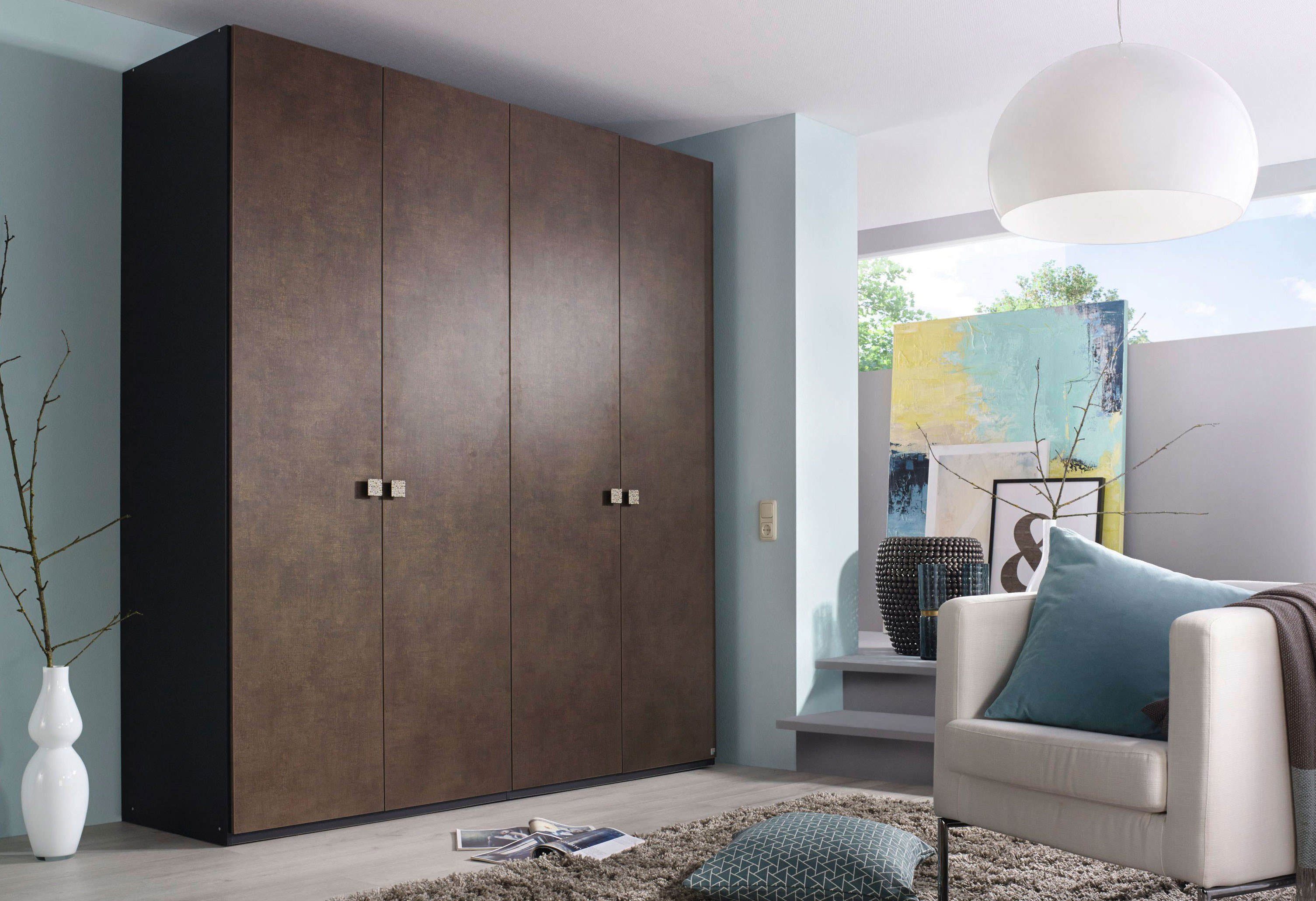 bekannte schrank vintage look nf71 kyushucon. Black Bedroom Furniture Sets. Home Design Ideas