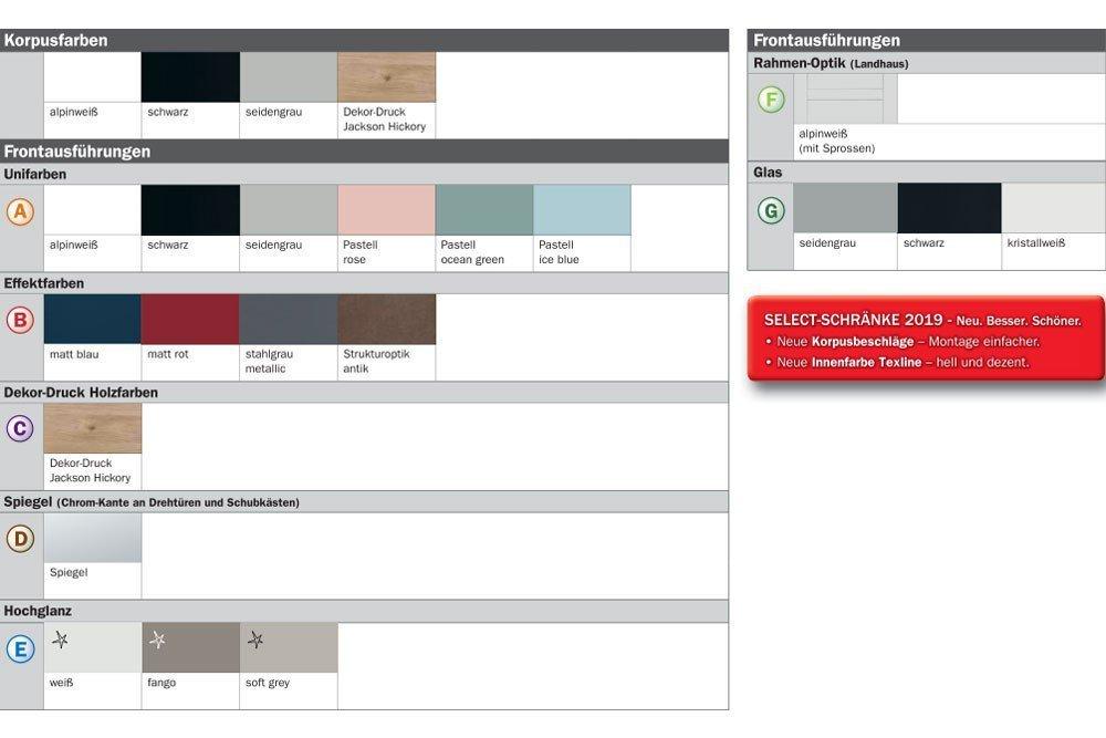 YourJOYce Von Rauch Select Schrank Antik Optik Griffe Mosaik .