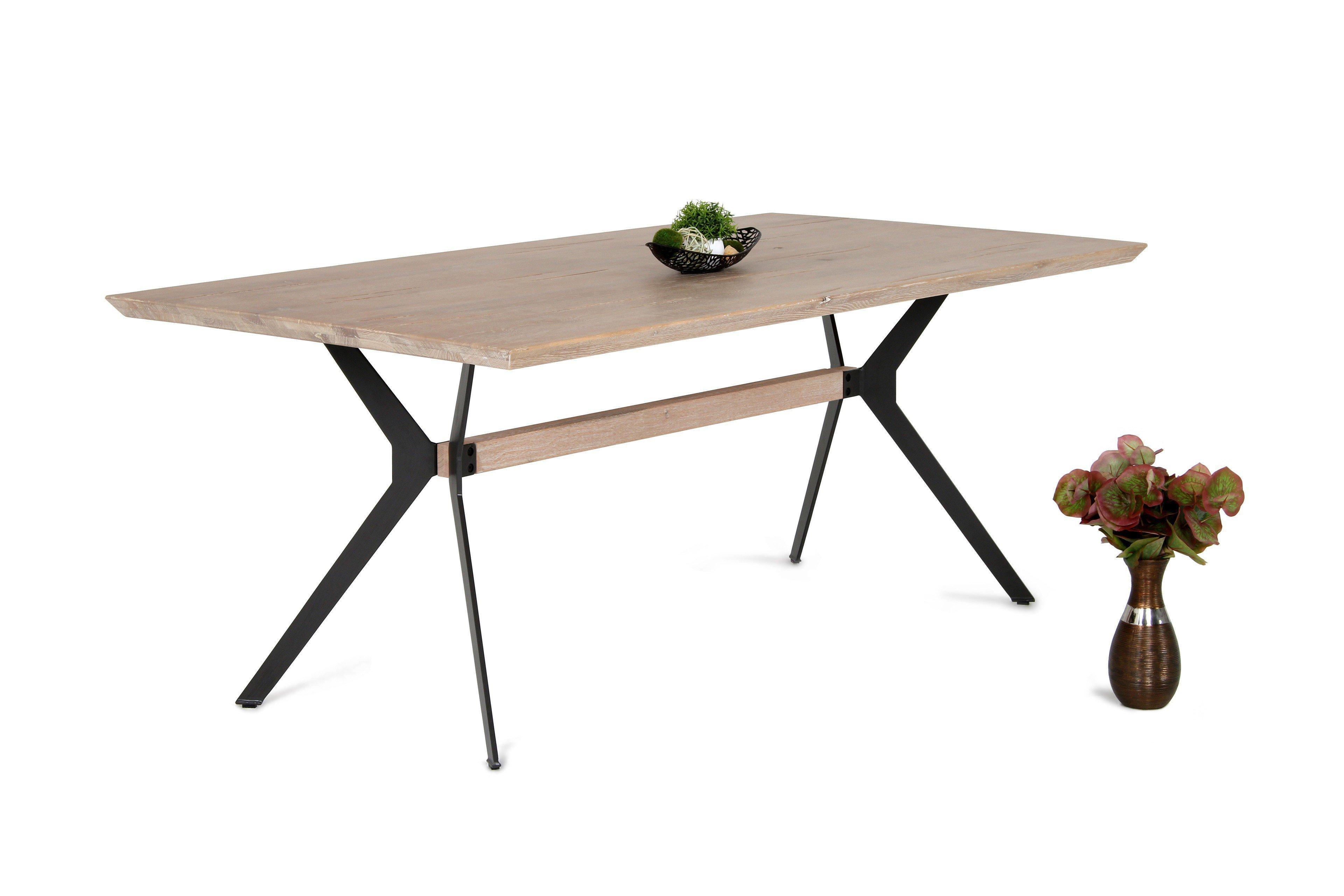 mca esstisch kito tamarra eiche gek lkt m bel letz ihr online shop. Black Bedroom Furniture Sets. Home Design Ideas