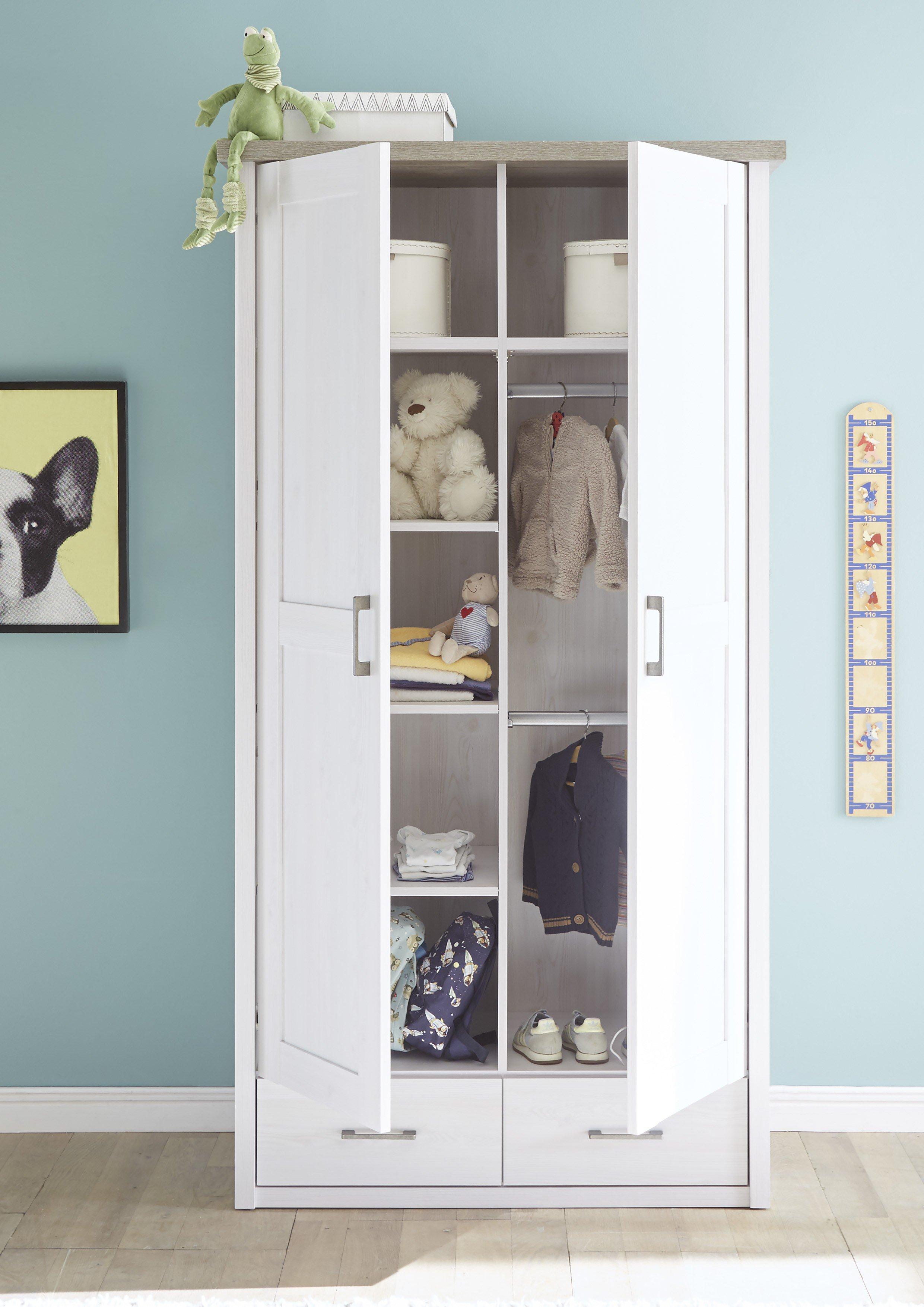 pol power babyzimmer luca corner pinie nachbildung m bel letz ihr online shop. Black Bedroom Furniture Sets. Home Design Ideas