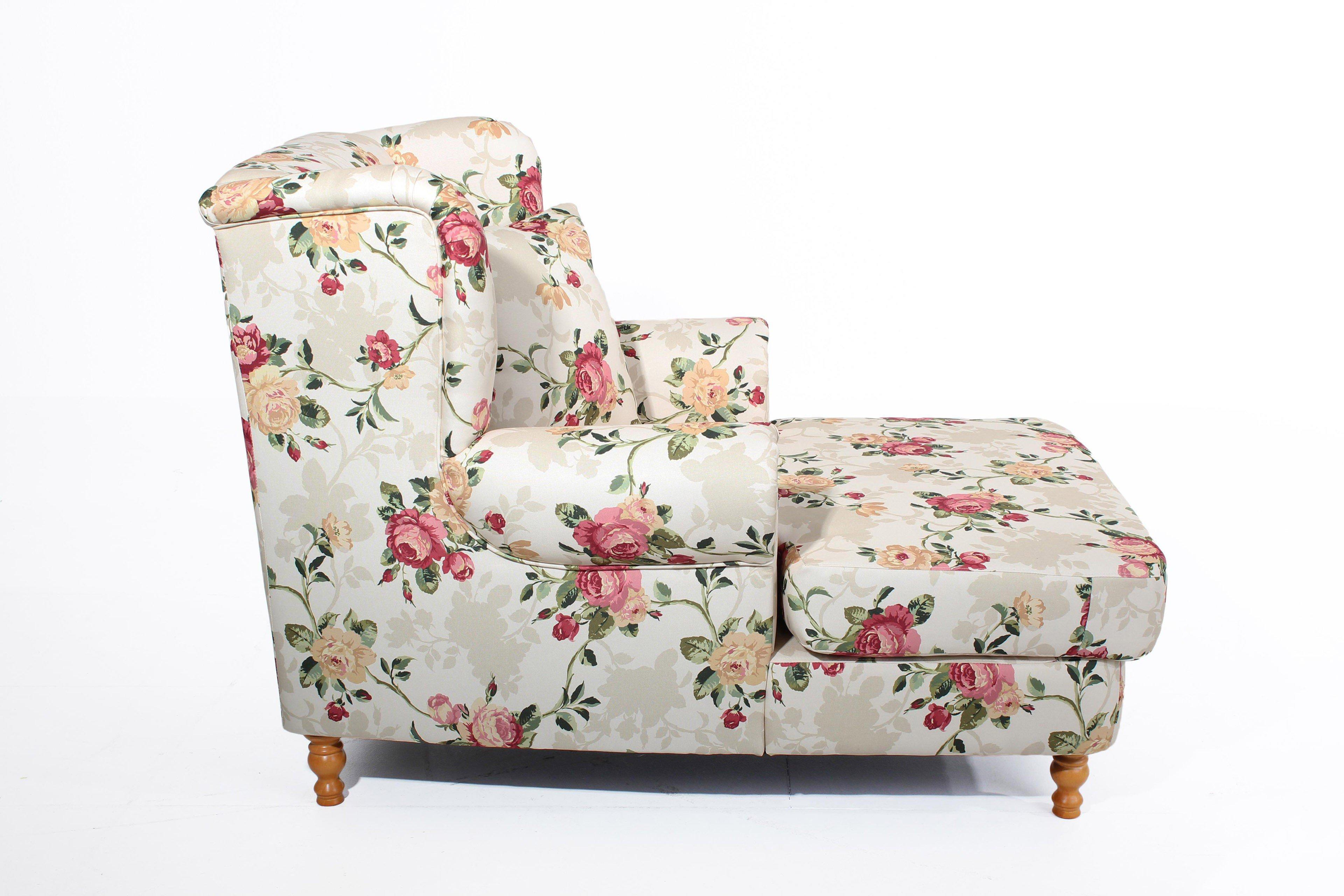 max winzer mareille sessel mit blumenmuster m bel letz ihr online shop. Black Bedroom Furniture Sets. Home Design Ideas