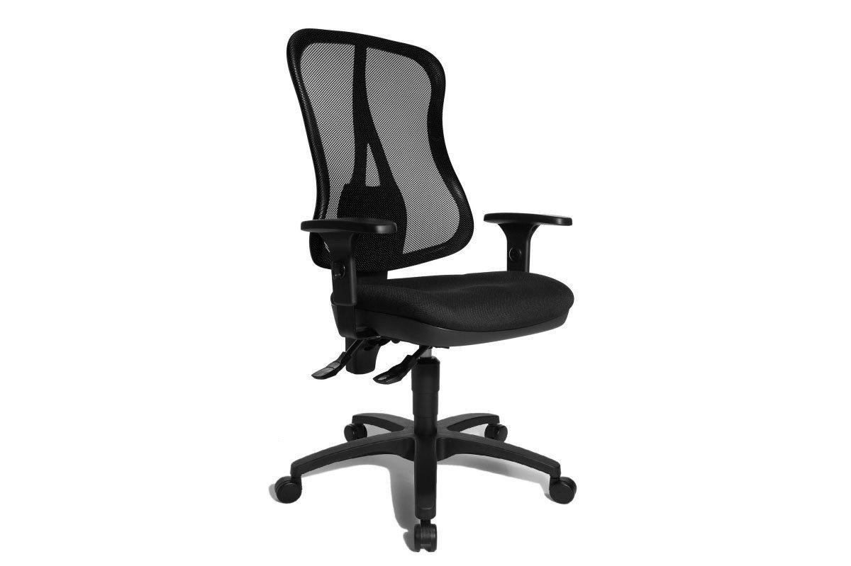 Drehstuhl Linea 25 schwarz von Topstar | Möbel Letz - Ihr Online-Shop