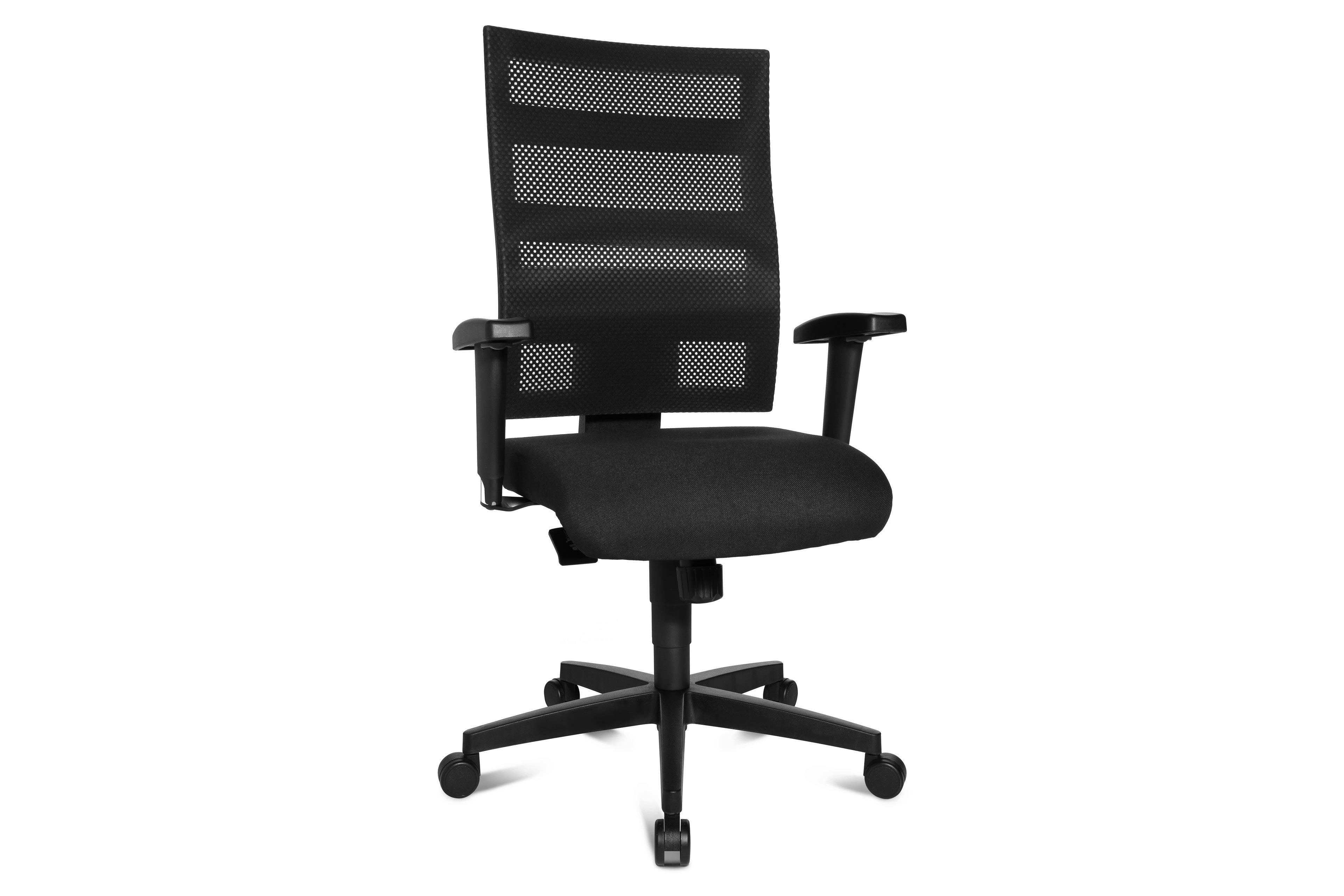 Topstar Drehstuhl Linea 30 schwarz   Möbel Letz - Ihr Online-Shop