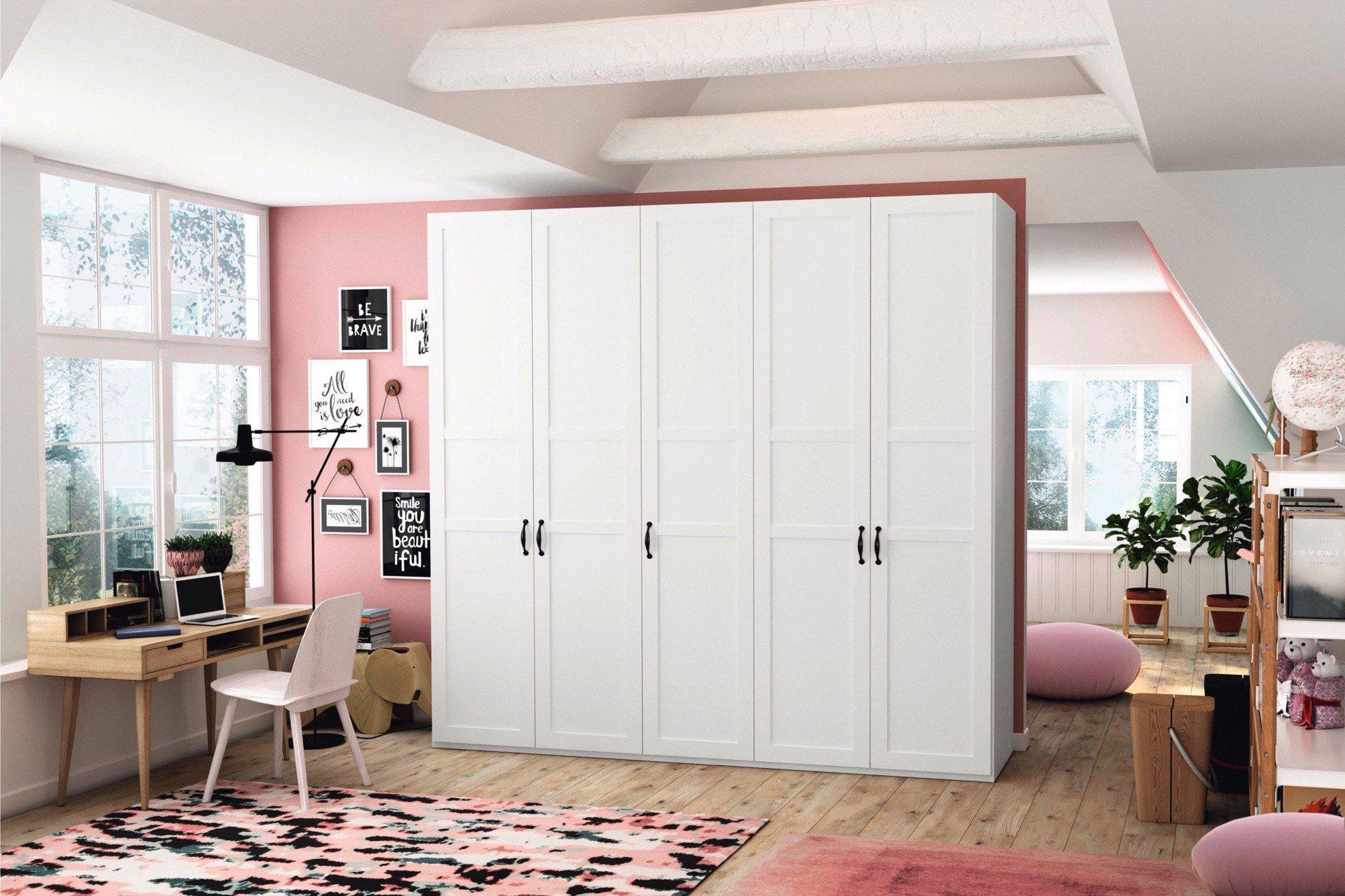 YourJOYce Von Rauch Select   Kleiderschrank Landhausstil Weiß