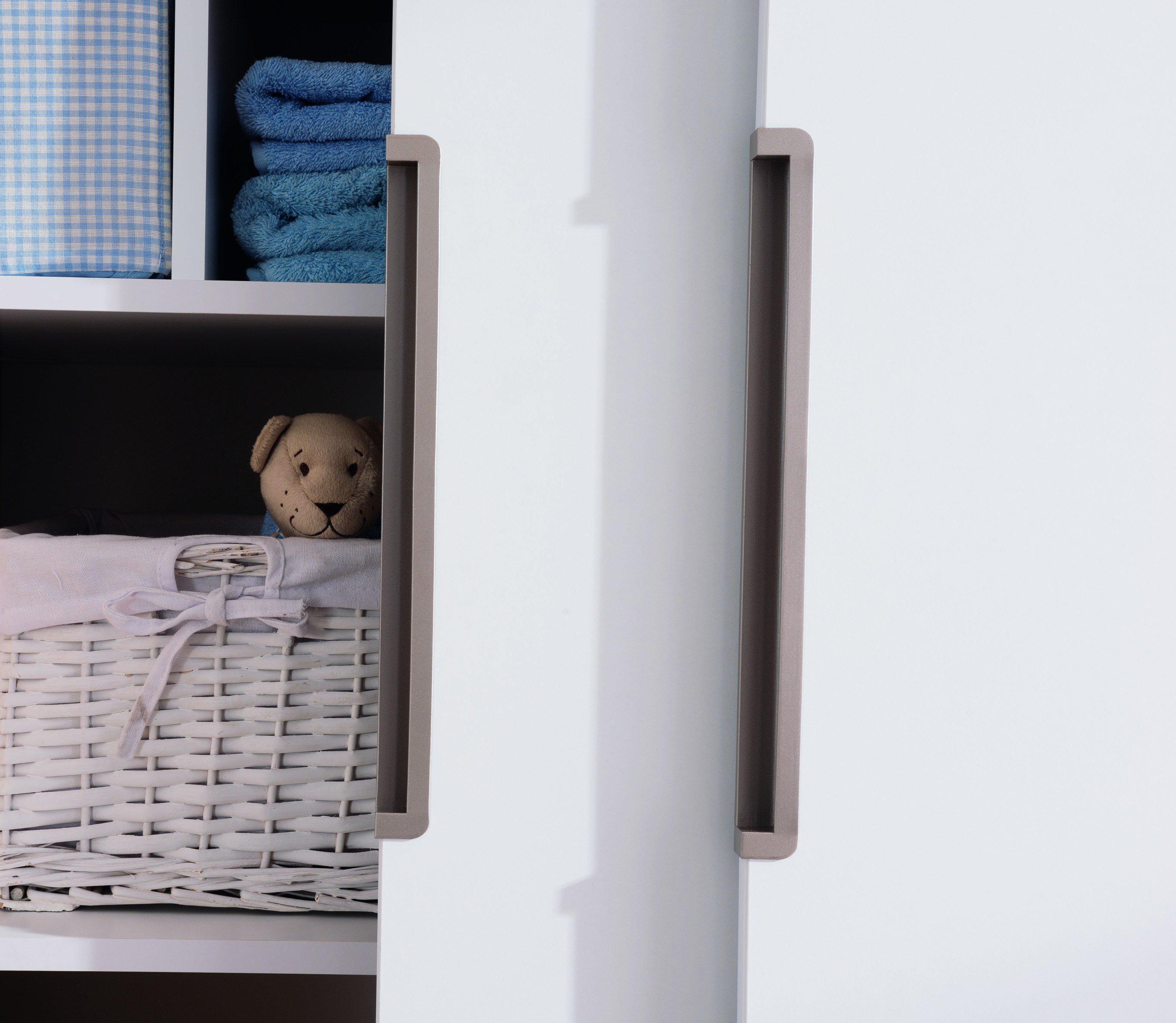 paidi etagenbett fionn wei eiche nachbildung m bel letz ihr online shop. Black Bedroom Furniture Sets. Home Design Ideas