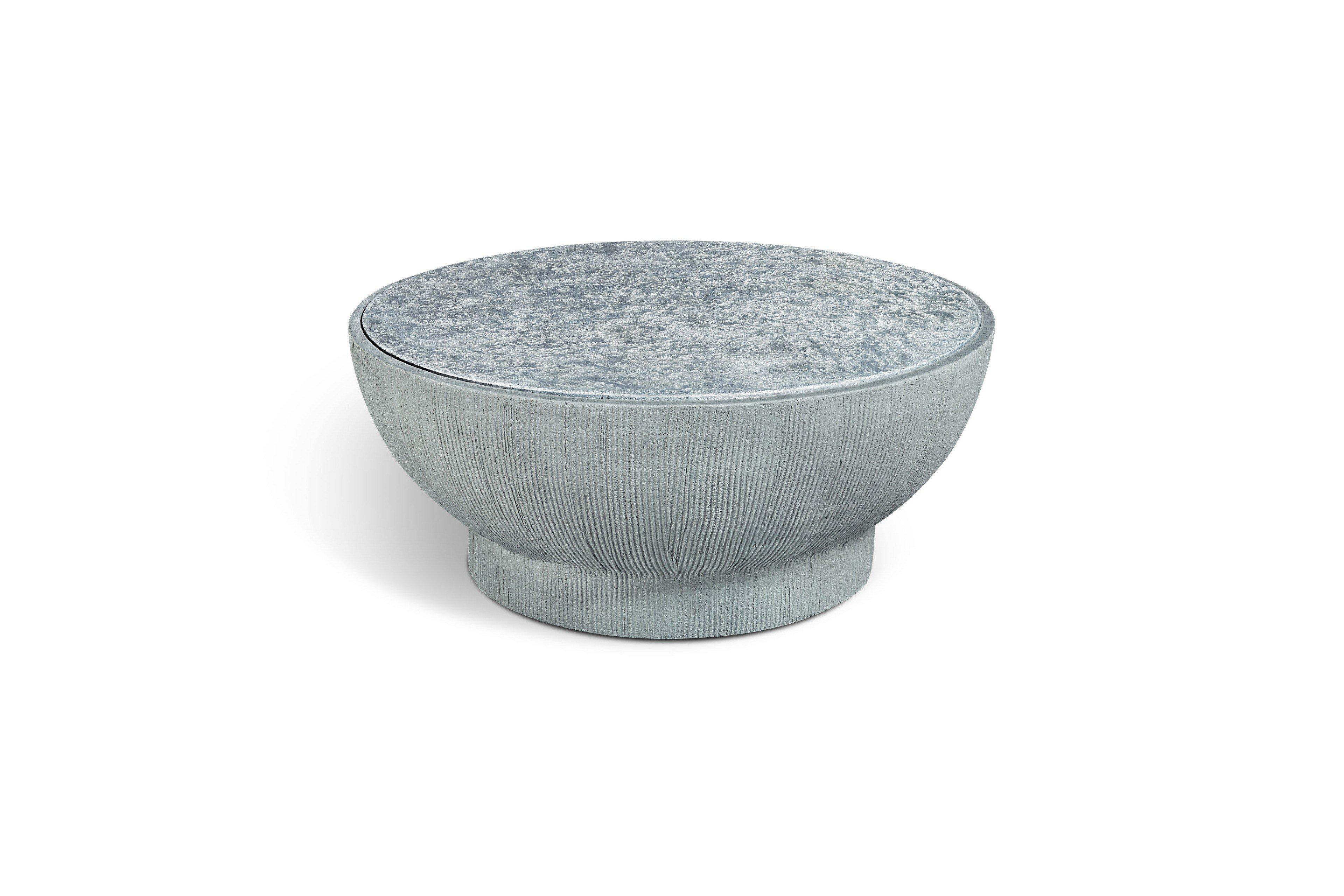 bretz couchtisch beatnik beton silber m bel letz ihr online m bel shop. Black Bedroom Furniture Sets. Home Design Ideas