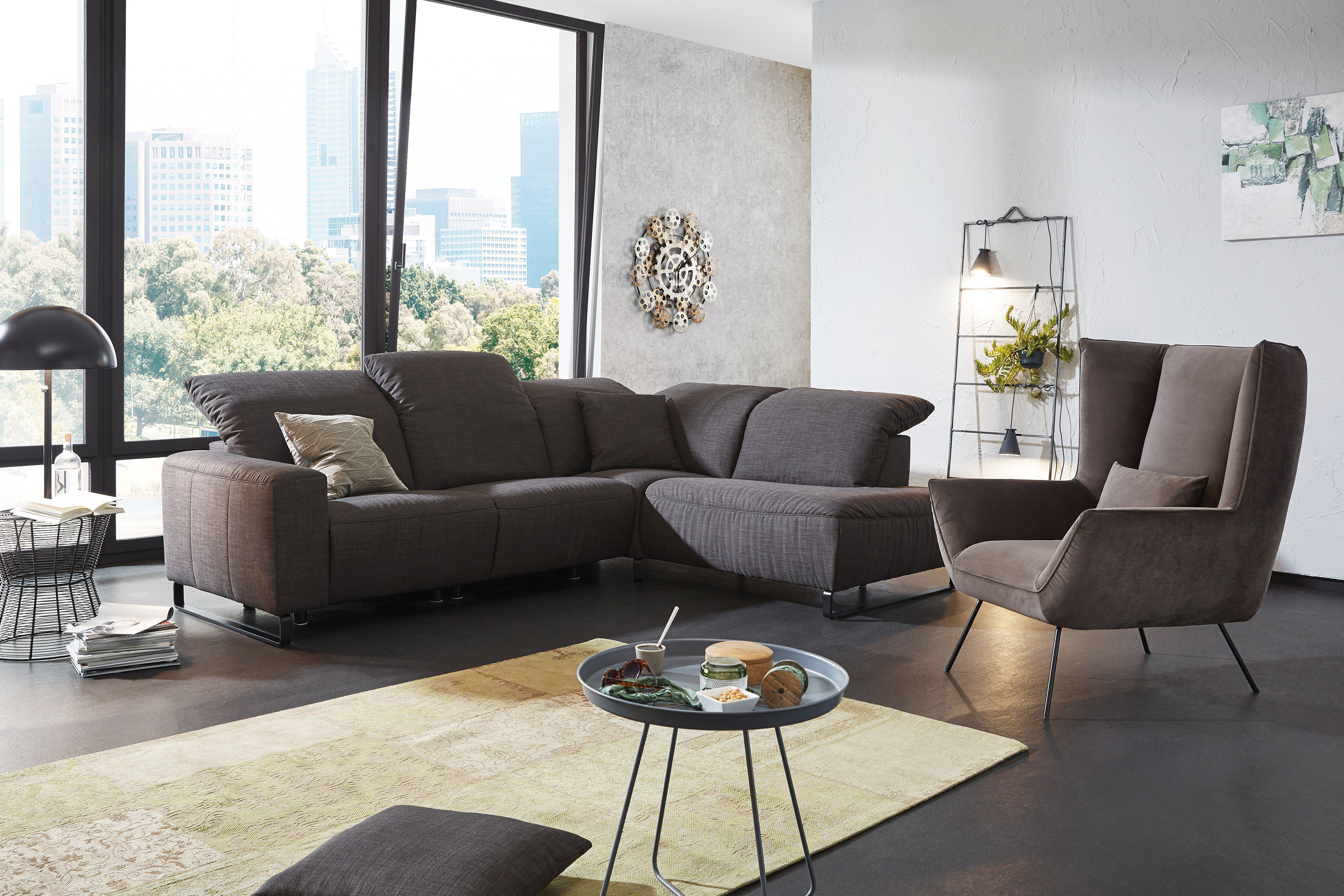 candy empire eckgarnitur in graphite m bel letz ihr. Black Bedroom Furniture Sets. Home Design Ideas