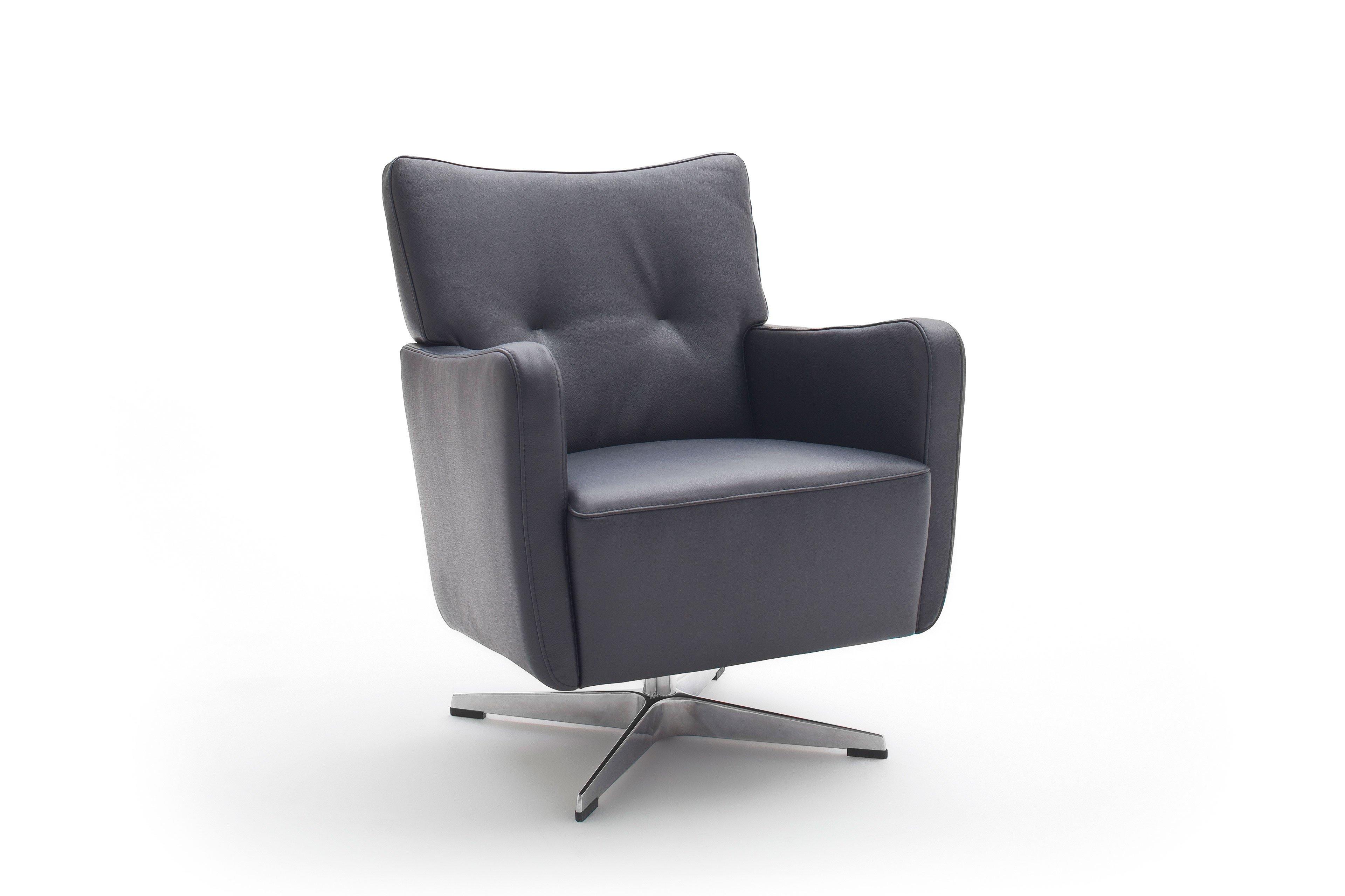 dfm polsterm bel maxim drehsessel schwarz m bel letz ihr online shop. Black Bedroom Furniture Sets. Home Design Ideas