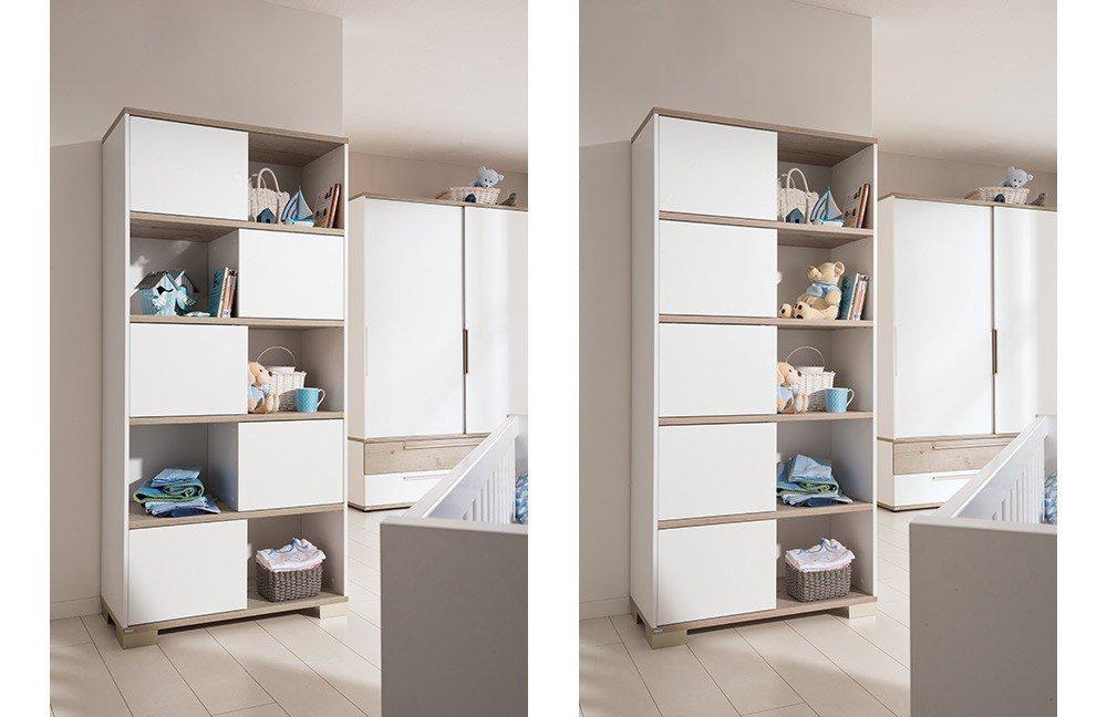 paidi komplett babyzimmer carlo wei fichte vintage. Black Bedroom Furniture Sets. Home Design Ideas