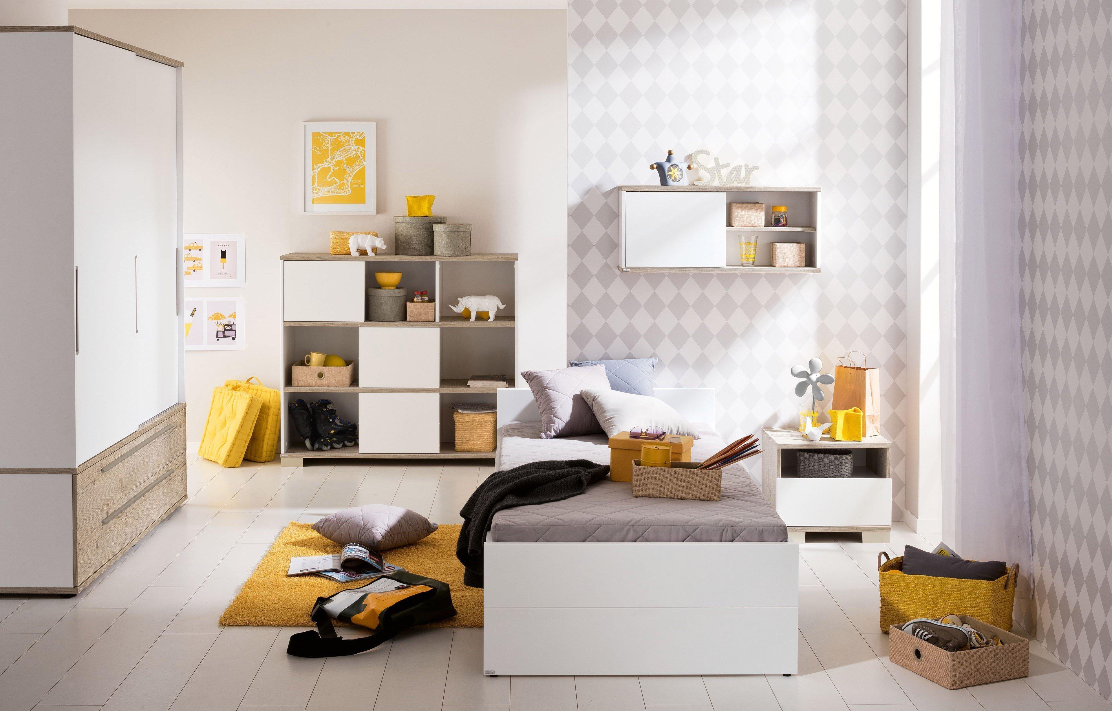 paidi jugendzimmer carlo fichte vintage kreidewei m bel letz ihr online shop. Black Bedroom Furniture Sets. Home Design Ideas
