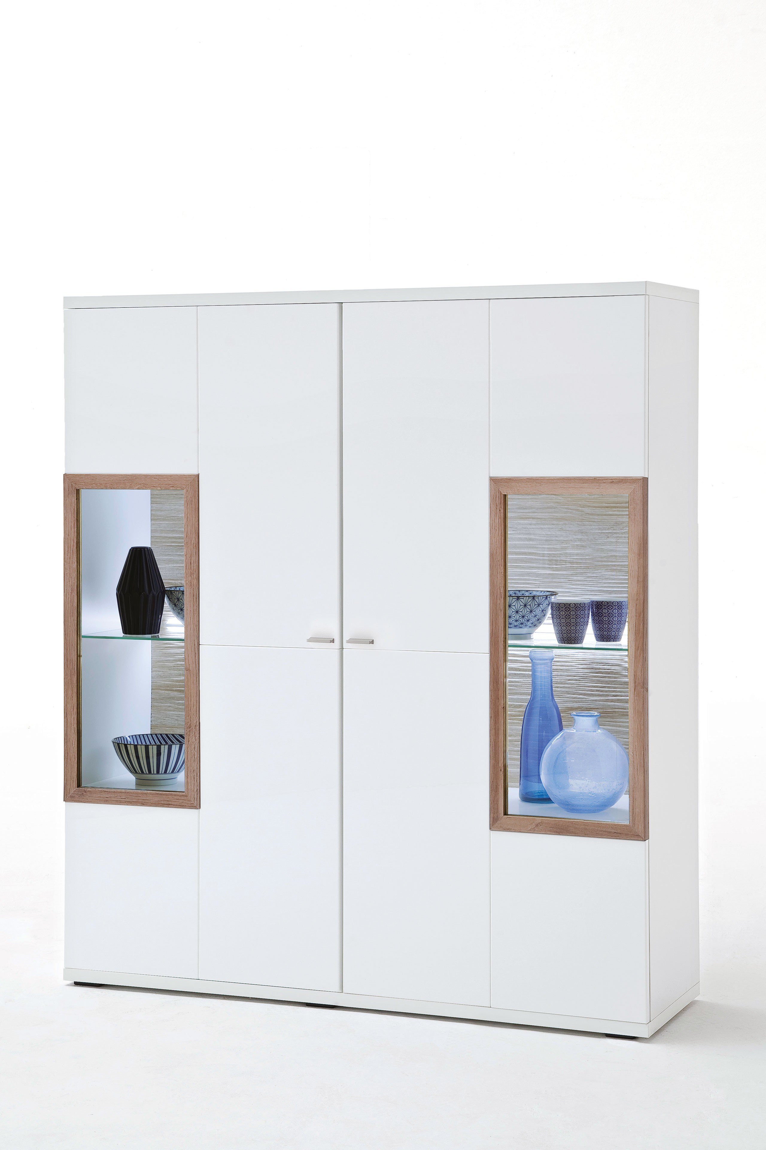 Esszimmer weiß eiche  Esszimmer Pamplona von MCA | Möbel Letz - Ihr Online-Shop