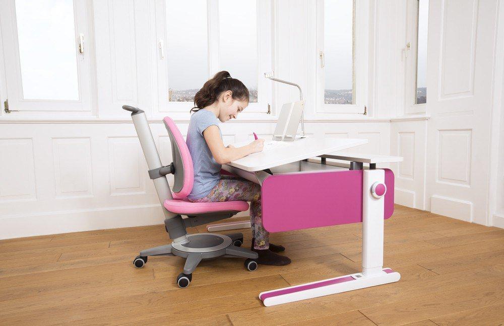 moll champion schreibtisch pink wei m bel letz ihr online shop. Black Bedroom Furniture Sets. Home Design Ideas