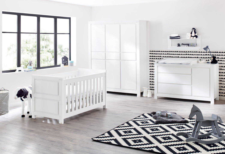 Pinolino milk babyzimmer wei m bel letz ihr online shop for Babyzimmer komplett angebot