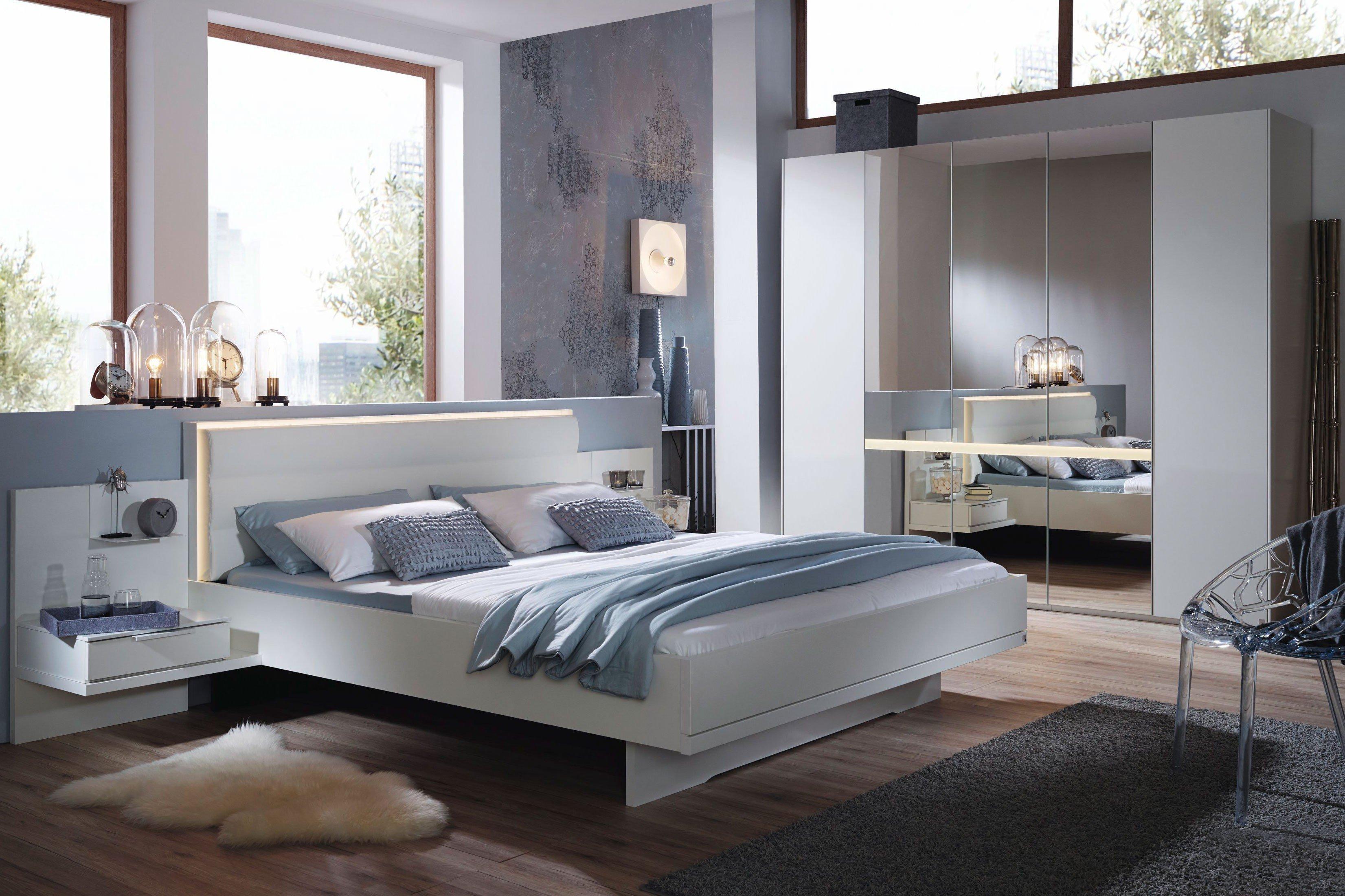 Rauch Tecoa Komplett-Schlafzimmer weiß | Möbel Letz - Ihr Online-Shop