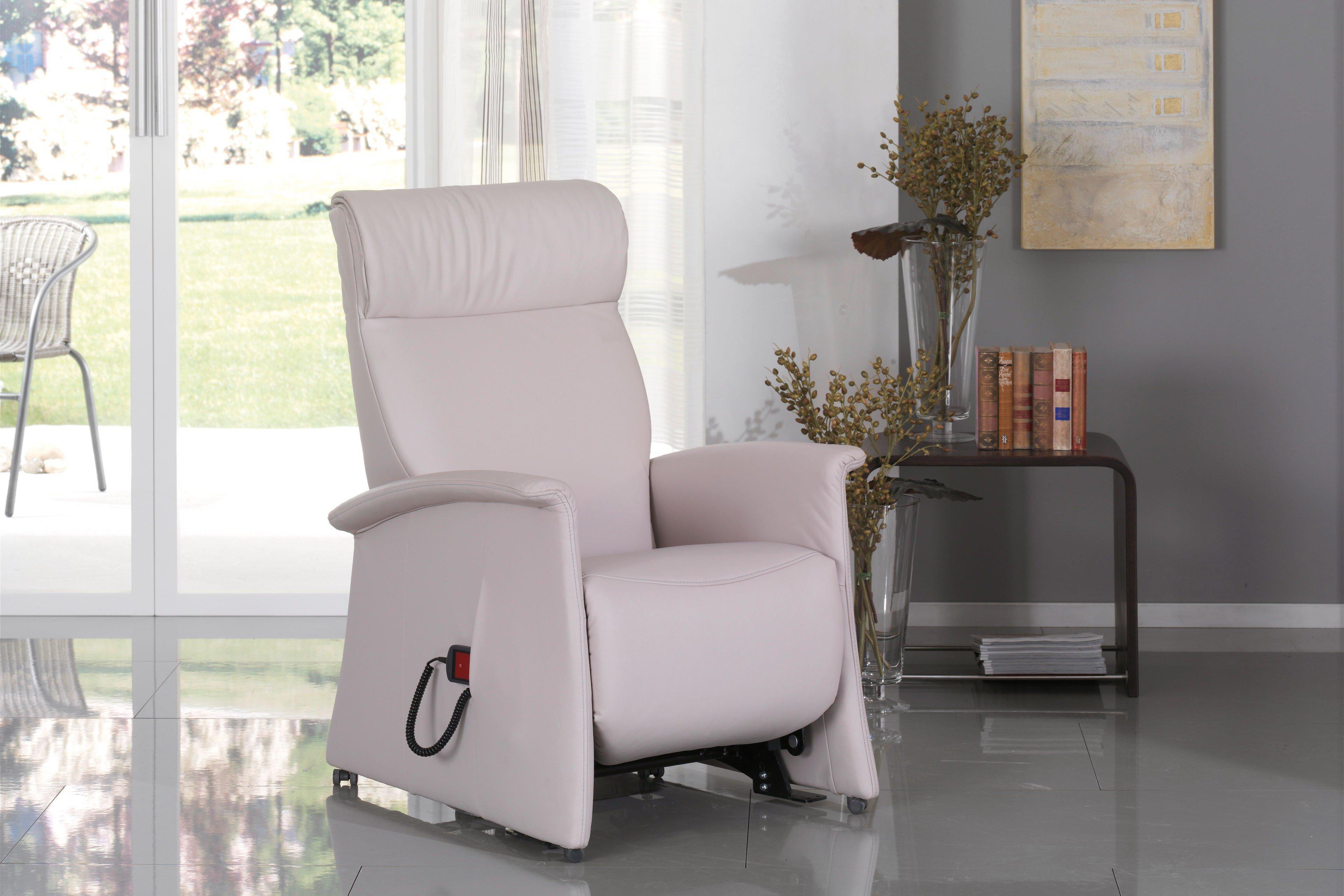 himolla 7238 funktionssessel wei m bel letz ihr online shop. Black Bedroom Furniture Sets. Home Design Ideas