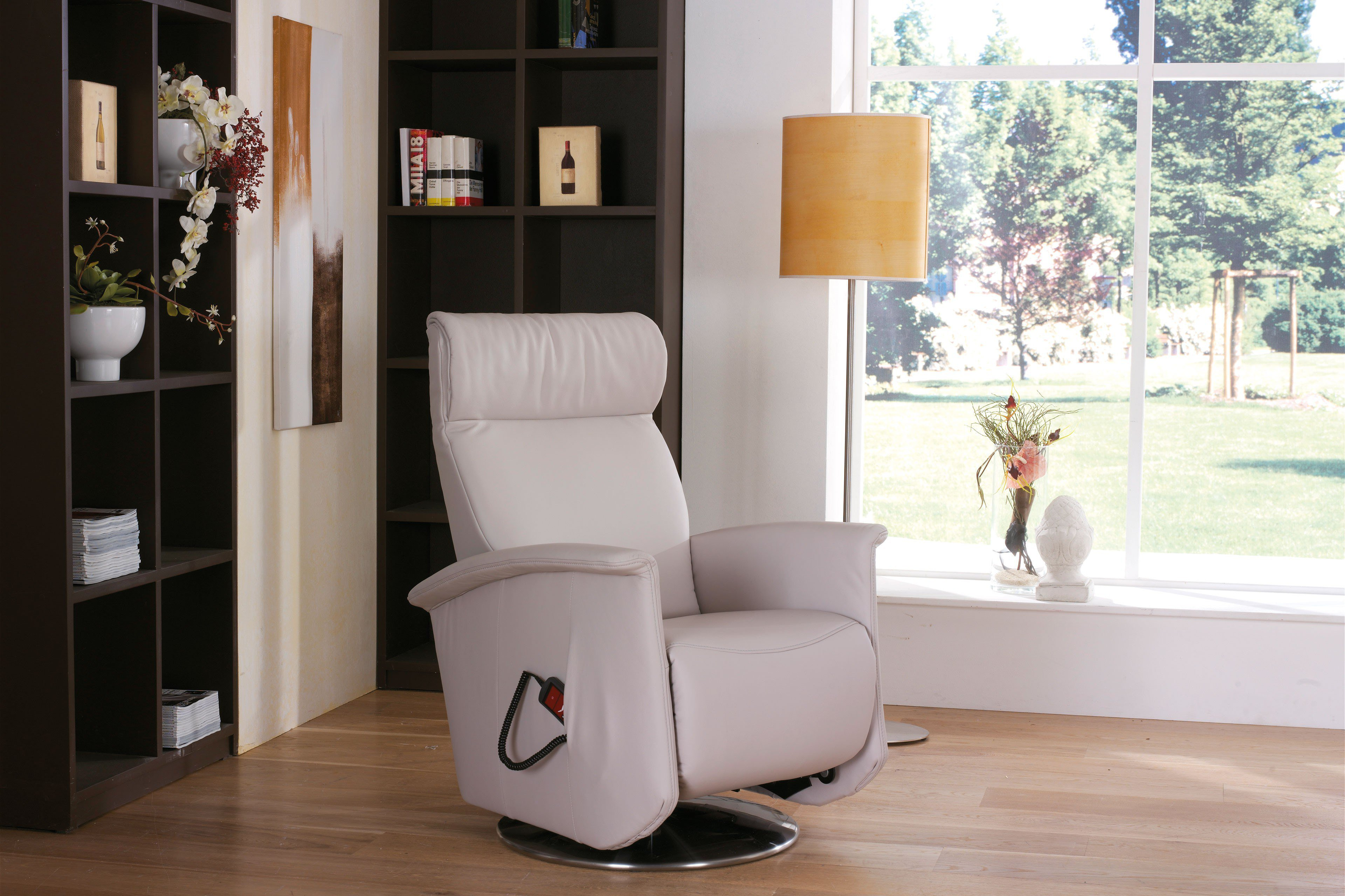 himolla 7238 relaxsessel wei m bel letz ihr online shop. Black Bedroom Furniture Sets. Home Design Ideas