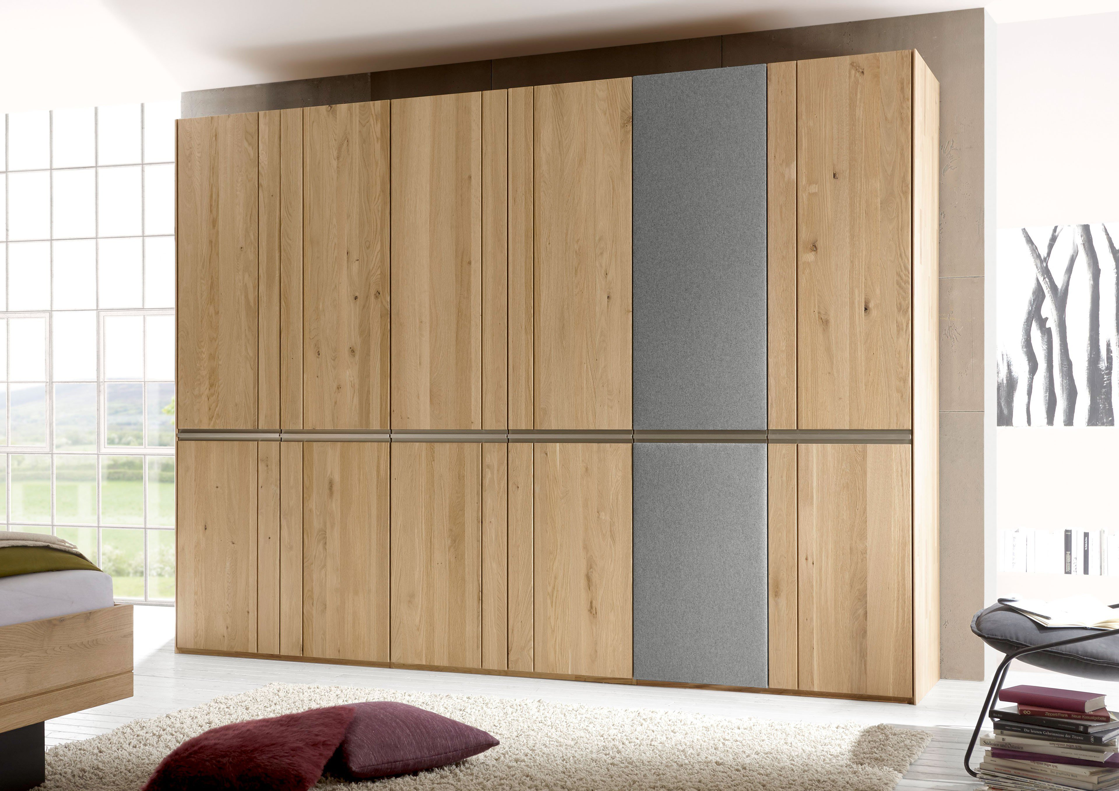 loddenkemper leno schrank eiche glas m bel letz ihr online shop. Black Bedroom Furniture Sets. Home Design Ideas