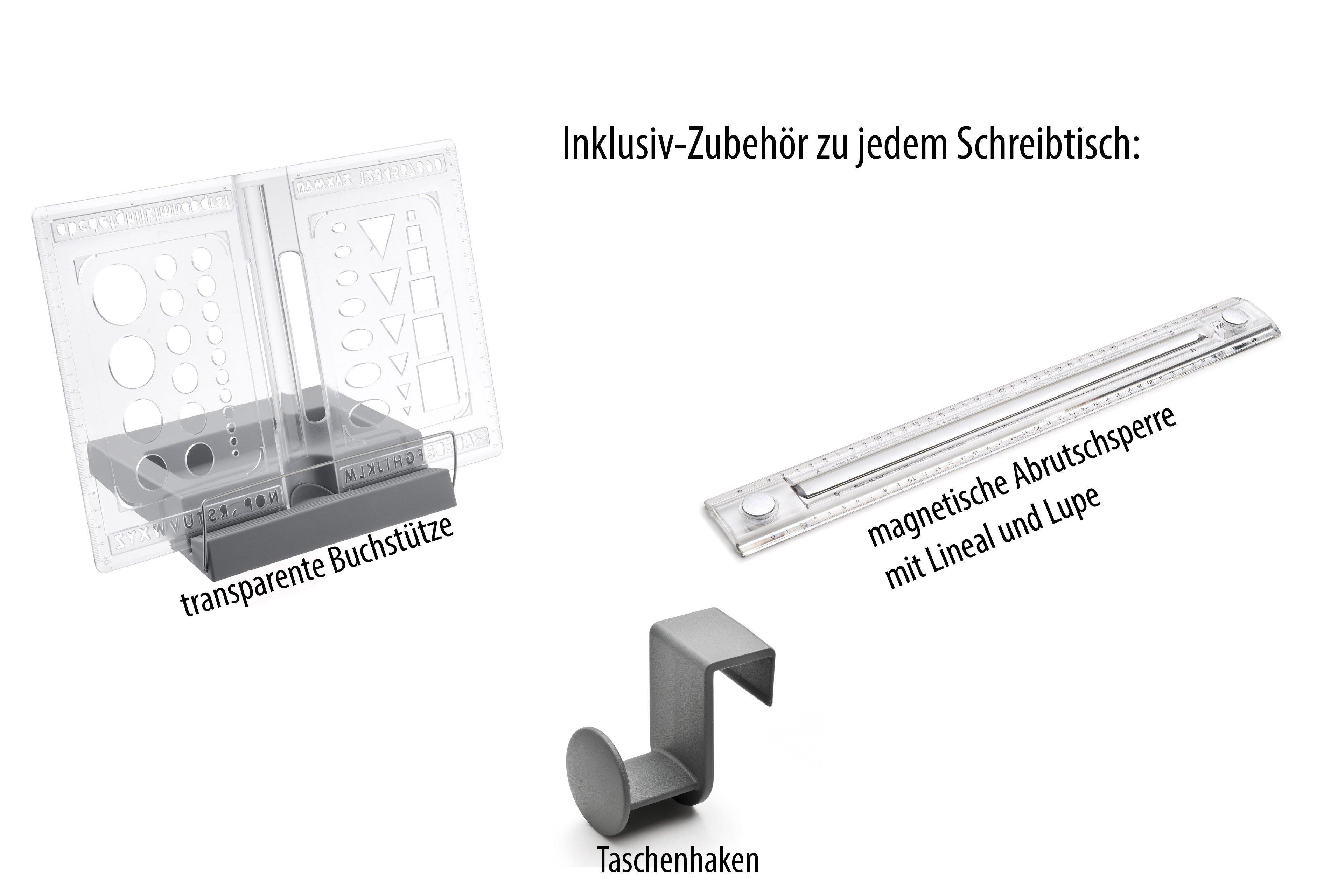 Moll Winner Compact Schreibtisch Weiß Möbel Letz Ihr Online Shop