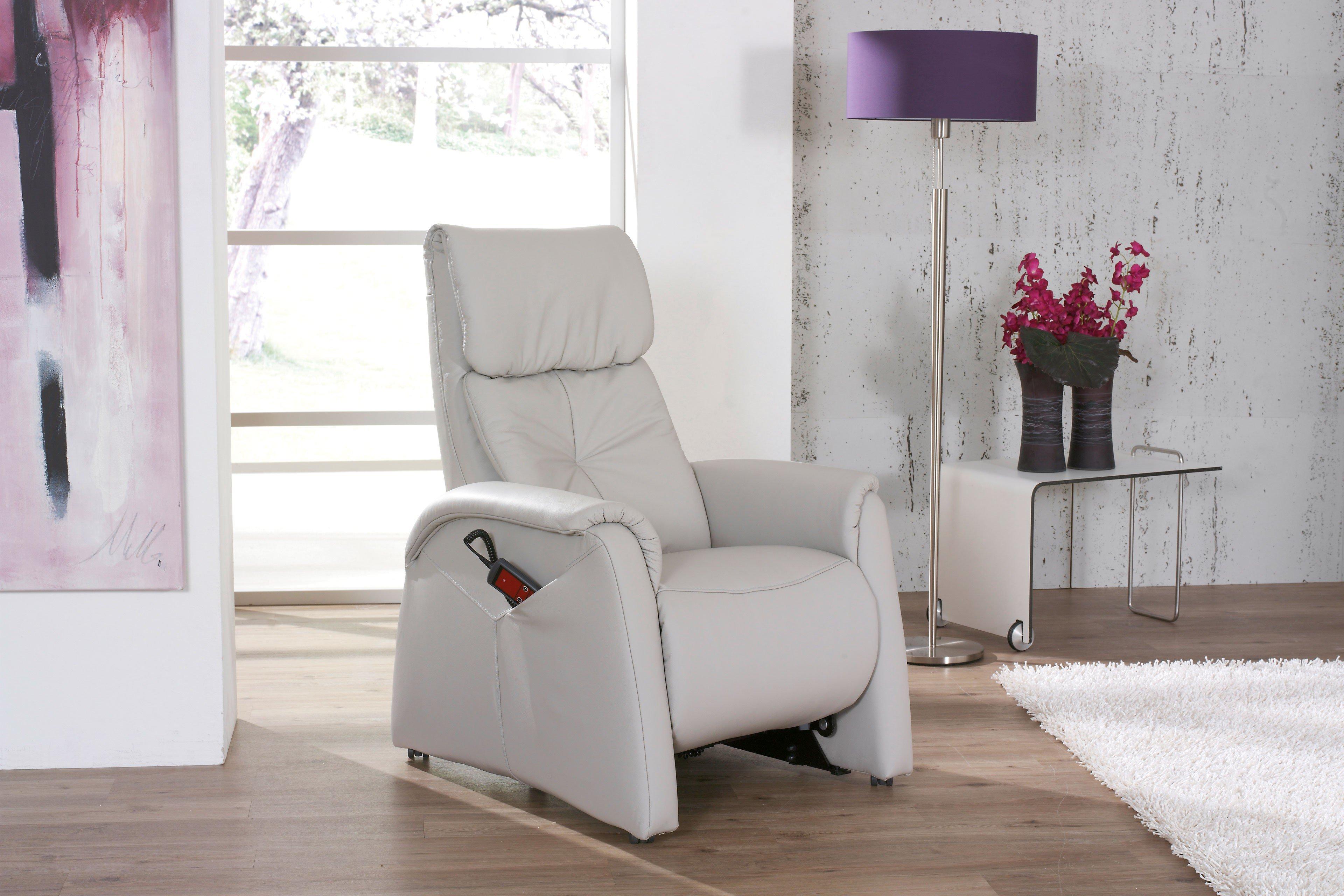 himolla 7239 relaxsessel hellgrau m bel letz ihr online shop. Black Bedroom Furniture Sets. Home Design Ideas