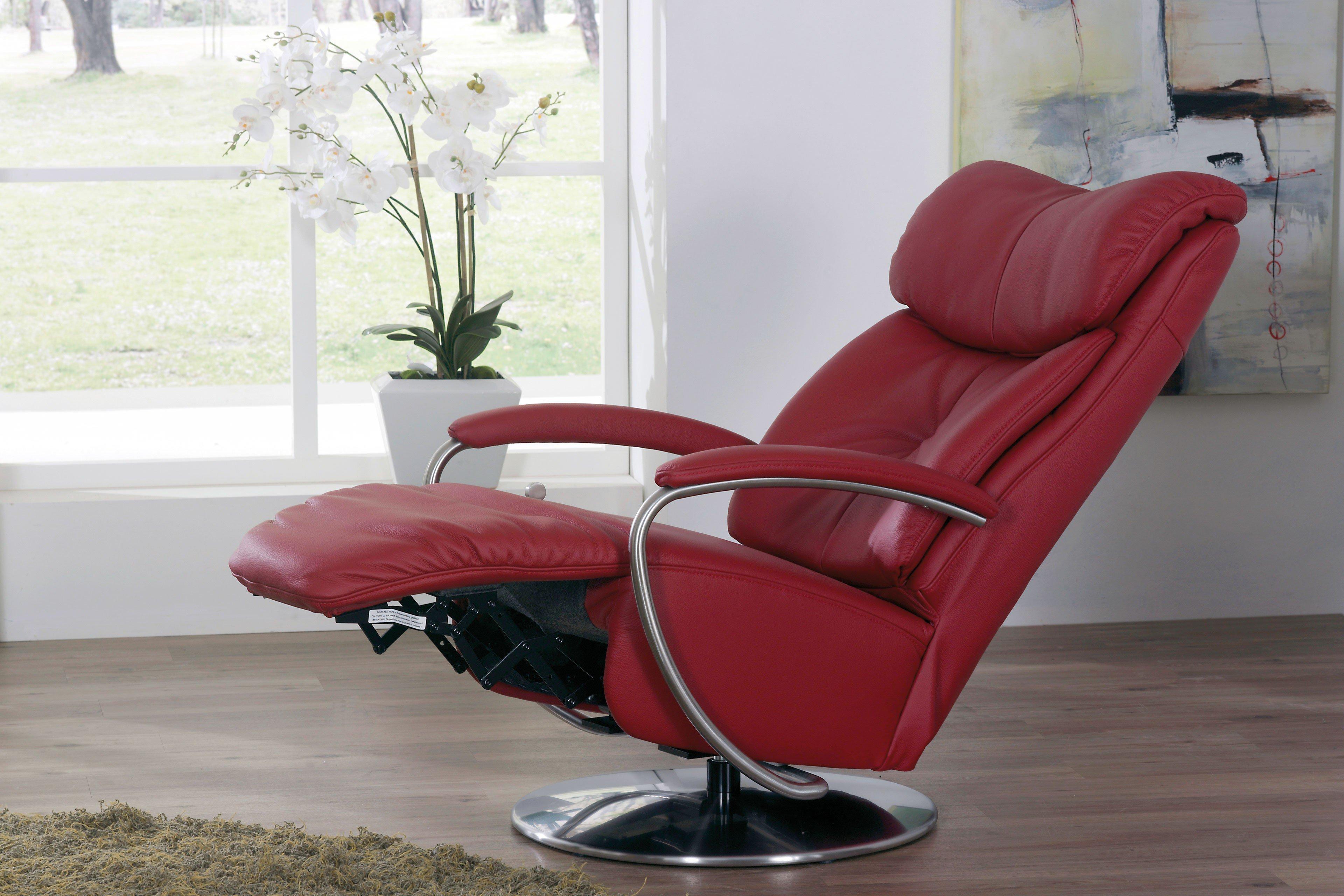 himolla 7317 funktionssessel rot m bel letz ihr online. Black Bedroom Furniture Sets. Home Design Ideas