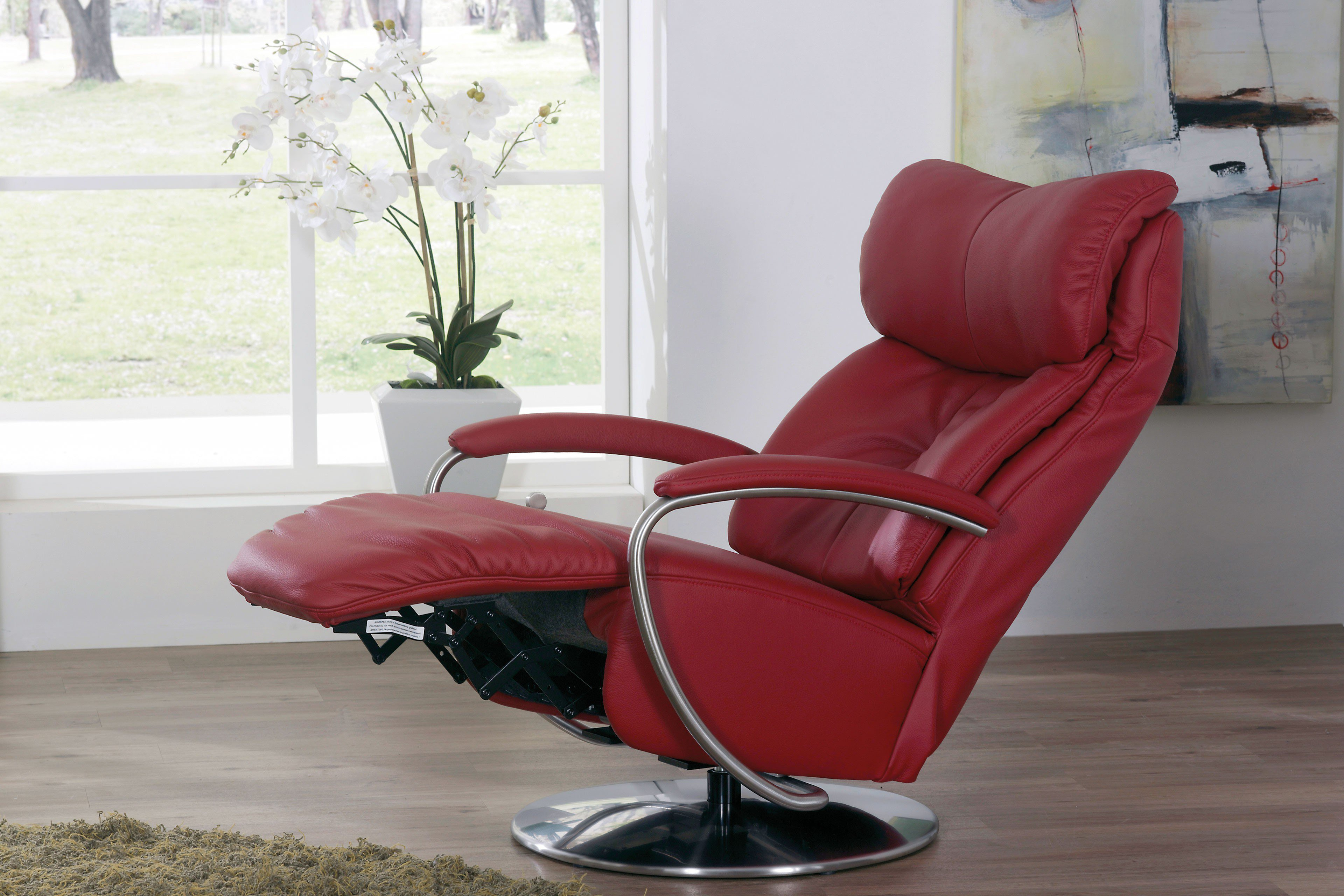 Himolla 7317 Funktionssessel Rot Möbel Letz Ihr Online Shop