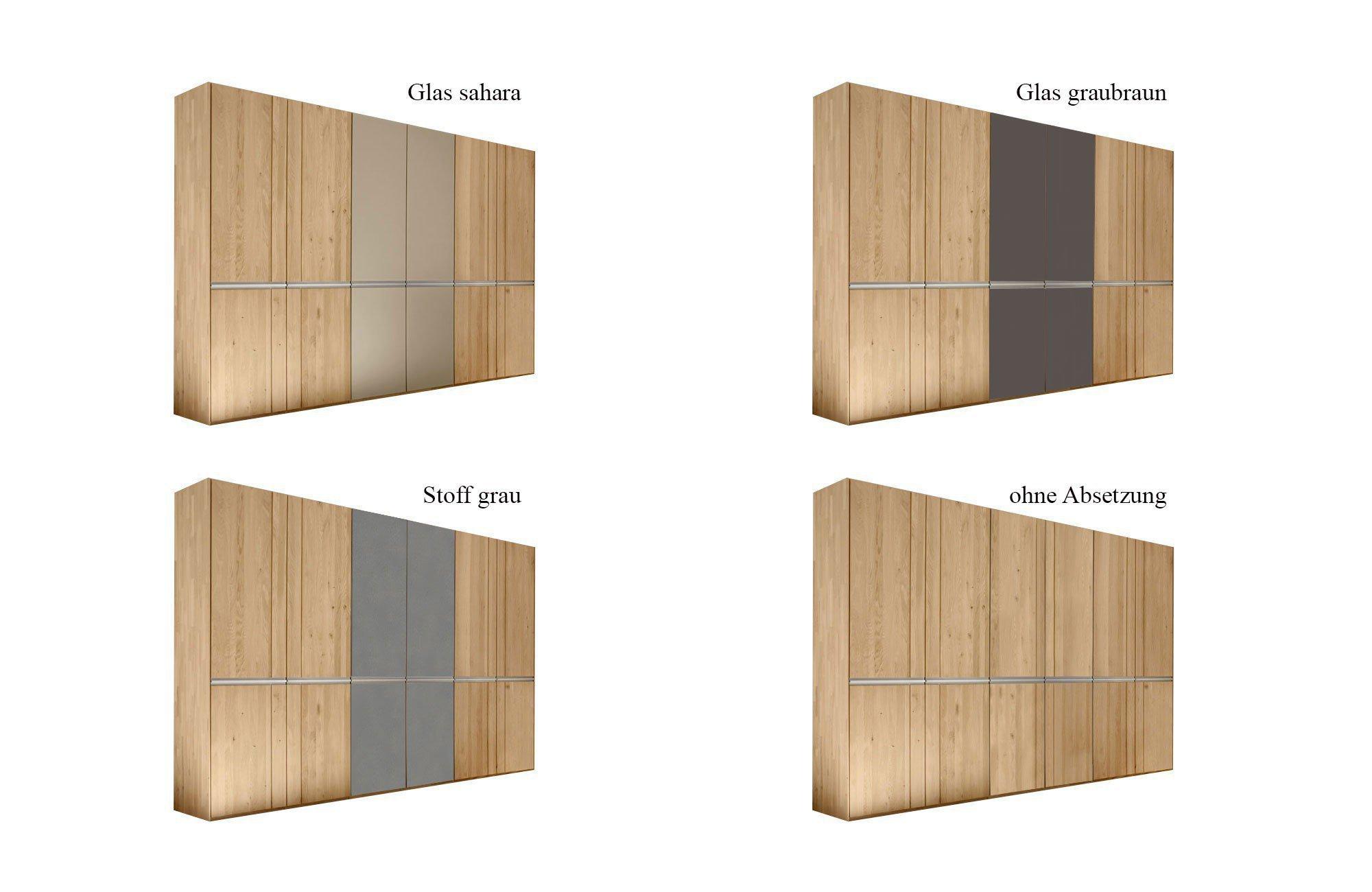 Loddenkemper Leno Schrank Glasabsetzung | Möbel Letz - Ihr Online-Shop
