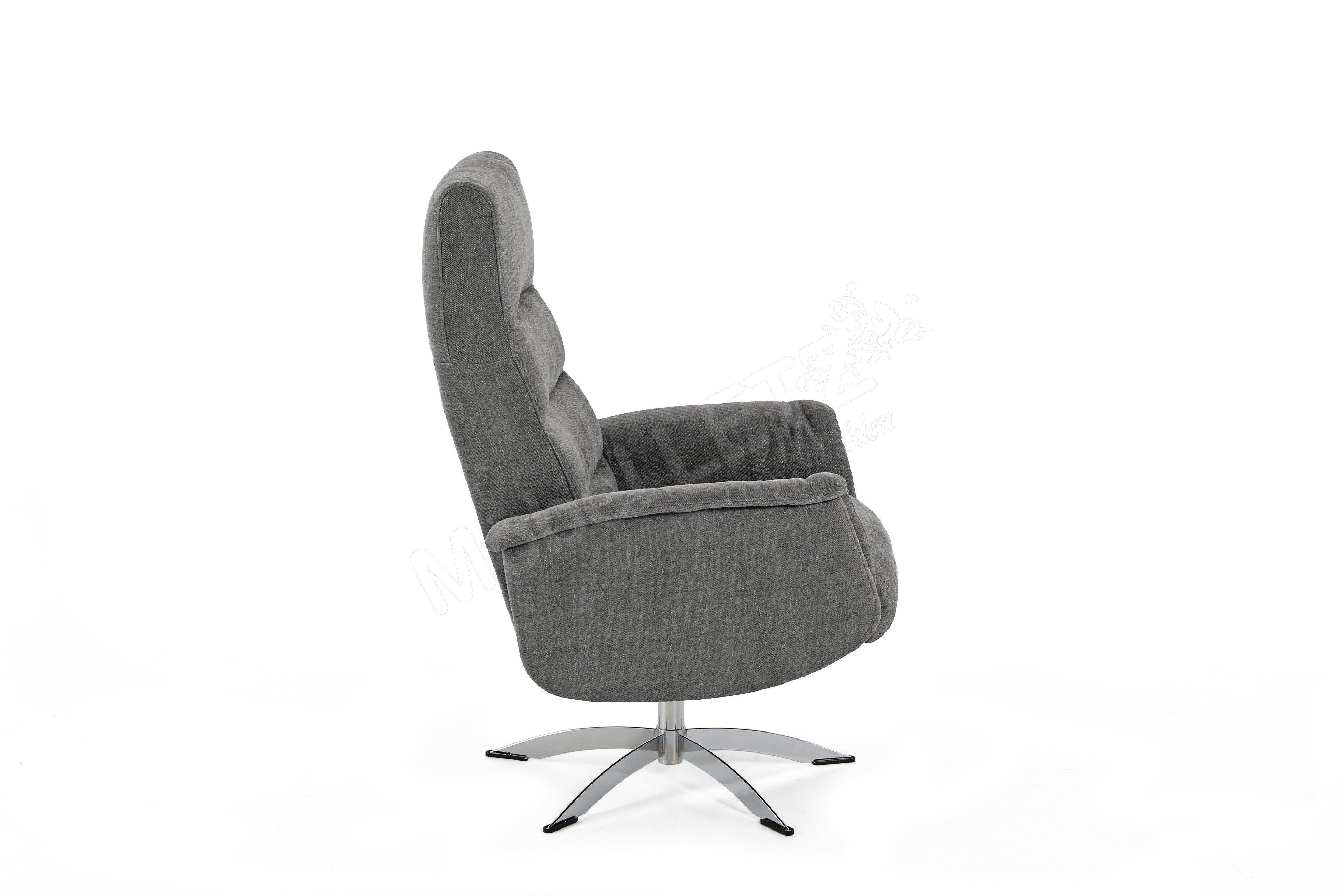 hjort knudsen 3252 relaxsessel dunkelgrau m bel letz ihr online shop. Black Bedroom Furniture Sets. Home Design Ideas