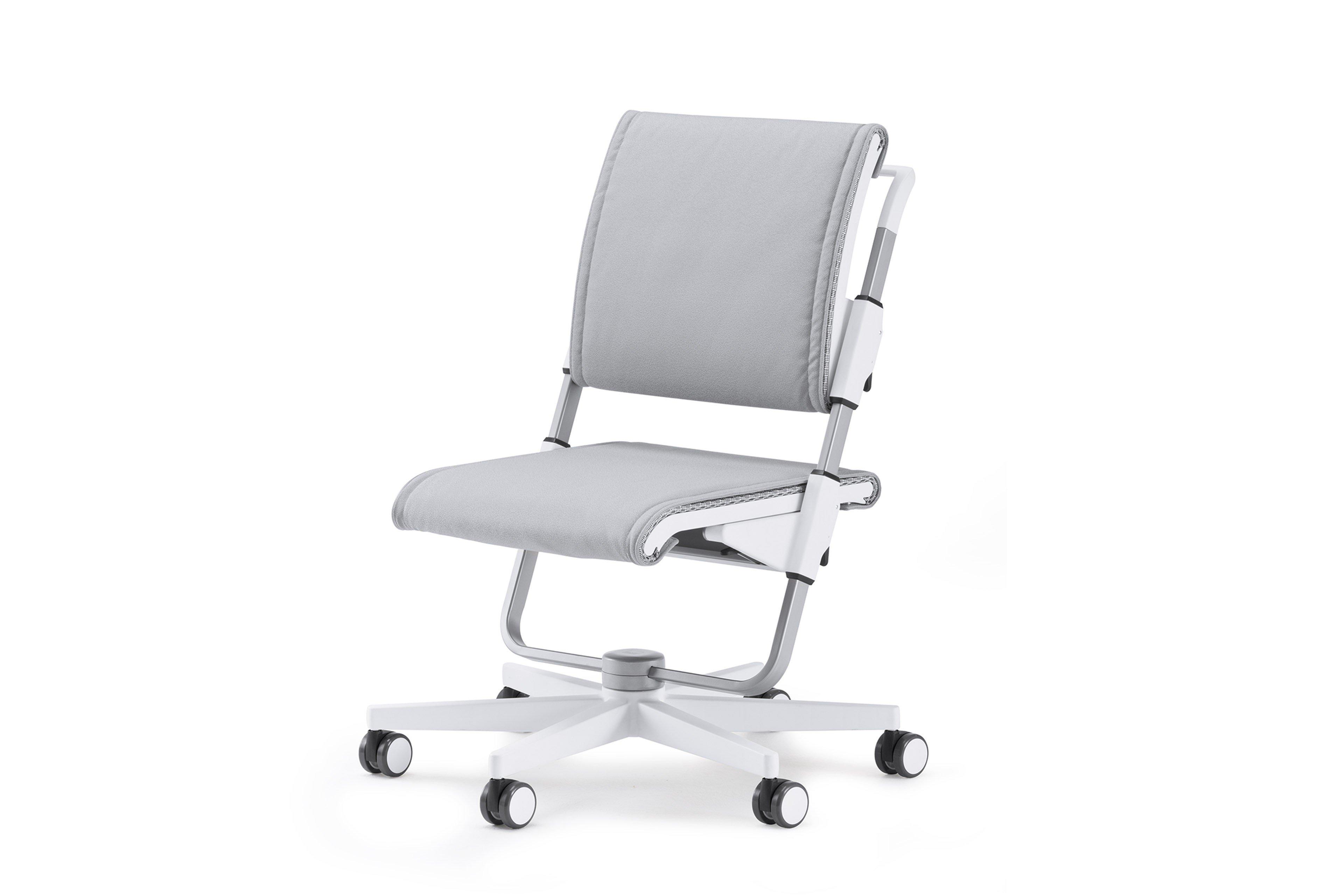 moll Scooter Schreibtisch-Stuhl grau | Möbel Letz - Ihr Online-Shop