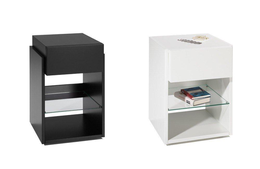 ruf mior boxspringbett in grau mit lisene m bel letz. Black Bedroom Furniture Sets. Home Design Ideas