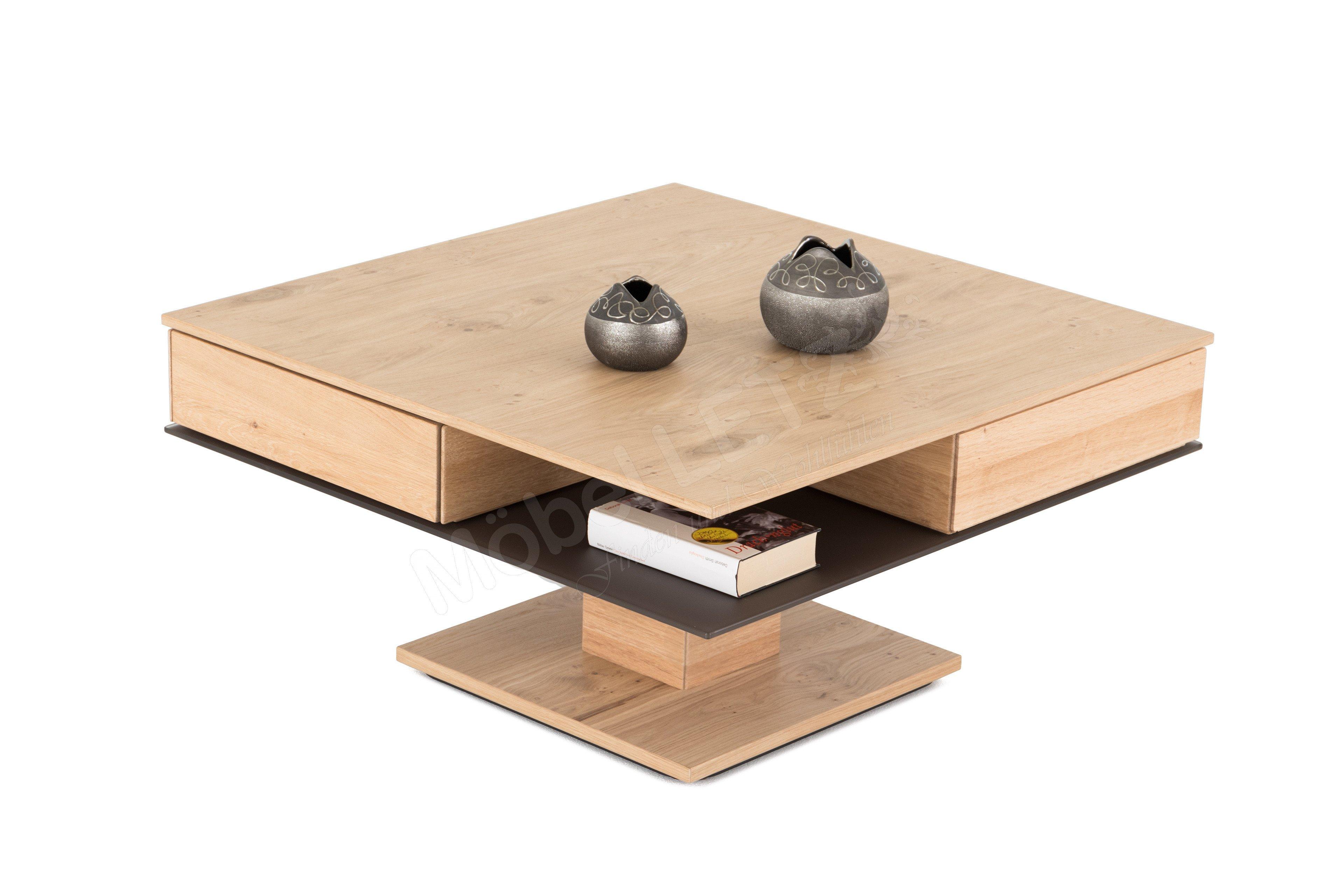 voglauer h henverstellbarer couchtisch v montana wildeiche und 2 schubladen m bel letz ihr. Black Bedroom Furniture Sets. Home Design Ideas