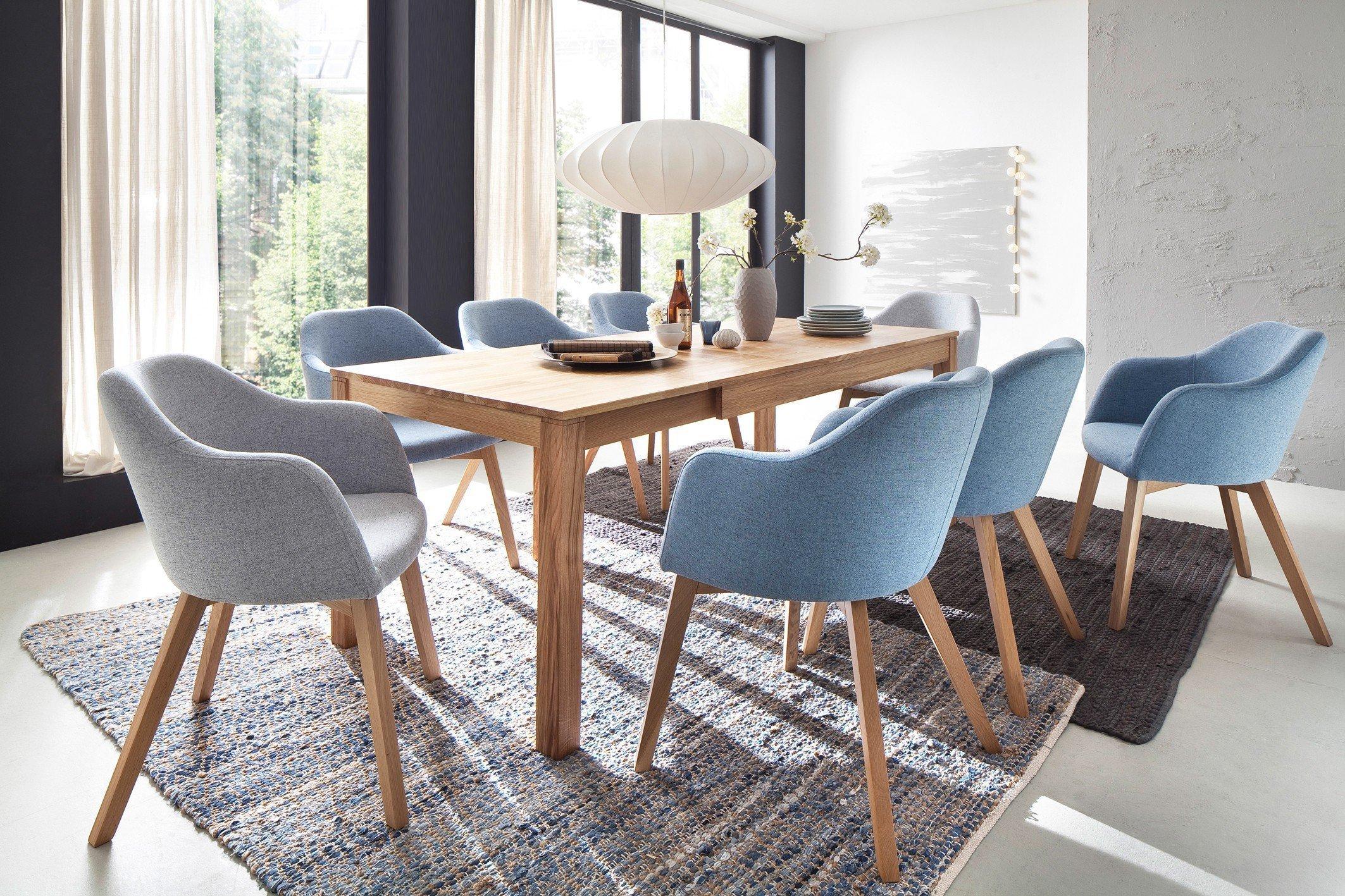 Standard Furniture Esstisch Fano In Eiche Natur Möbel Letz Ihr
