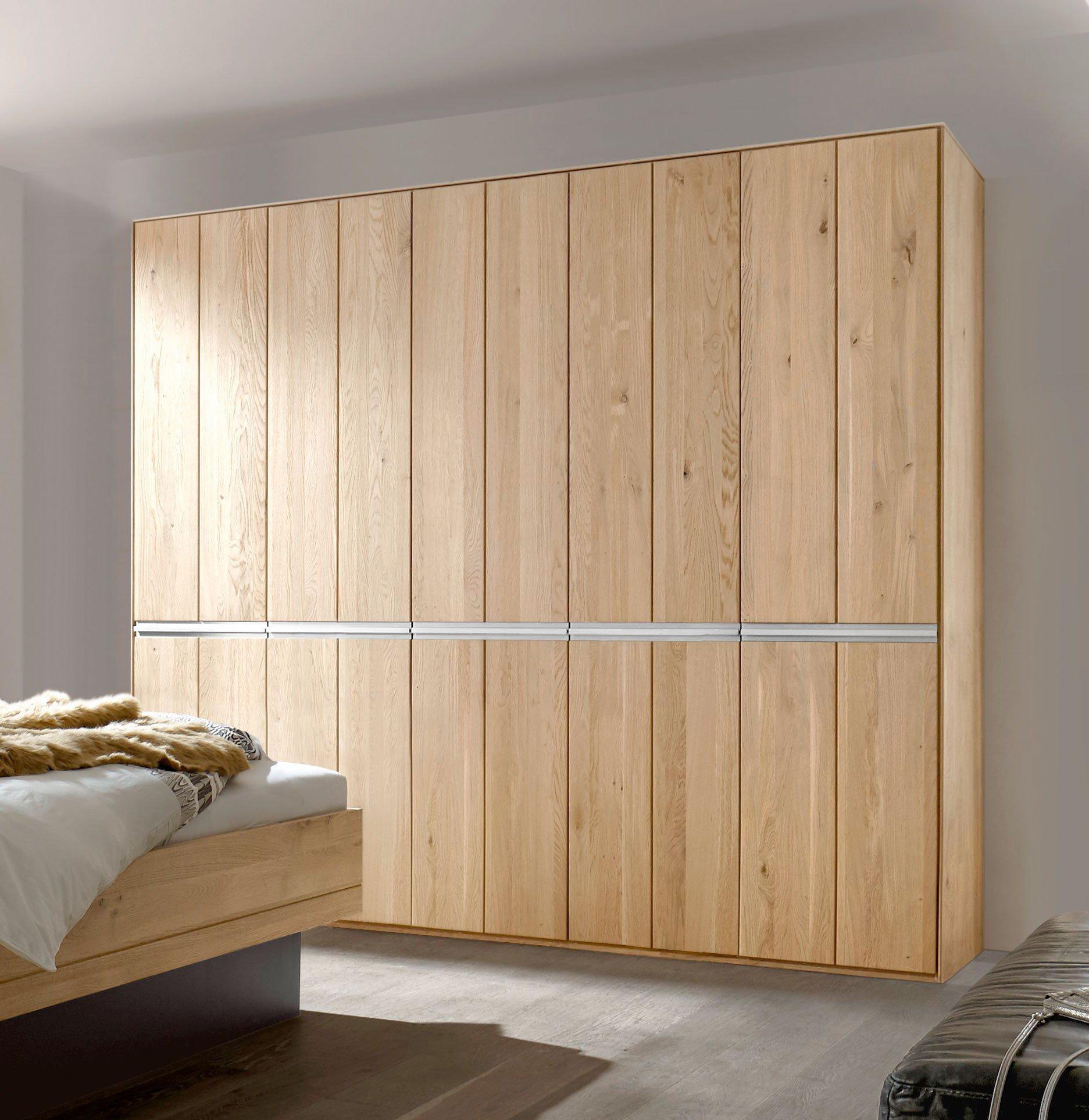 Loddenkemper Leno Kleiderschrank massiv | Möbel Letz - Ihr Online-Shop