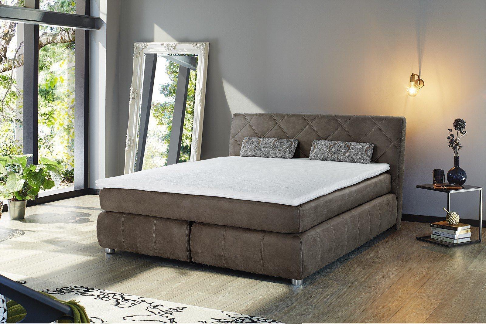 boxspringbett rebecca rosi von jockenh fer inklusive. Black Bedroom Furniture Sets. Home Design Ideas