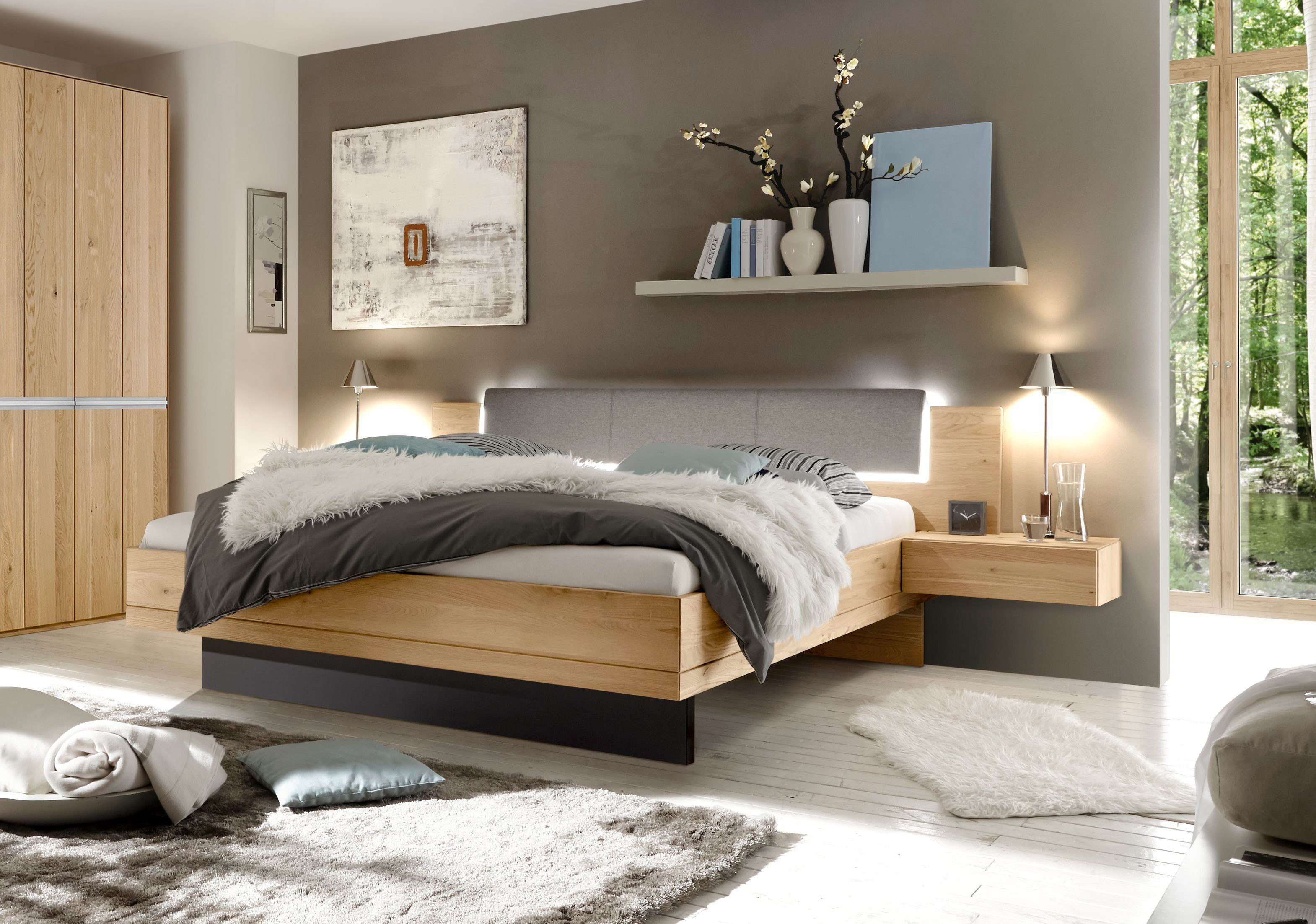 loddenkemper leno schlafzimmer set eiche m bel letz ihr online shop. Black Bedroom Furniture Sets. Home Design Ideas