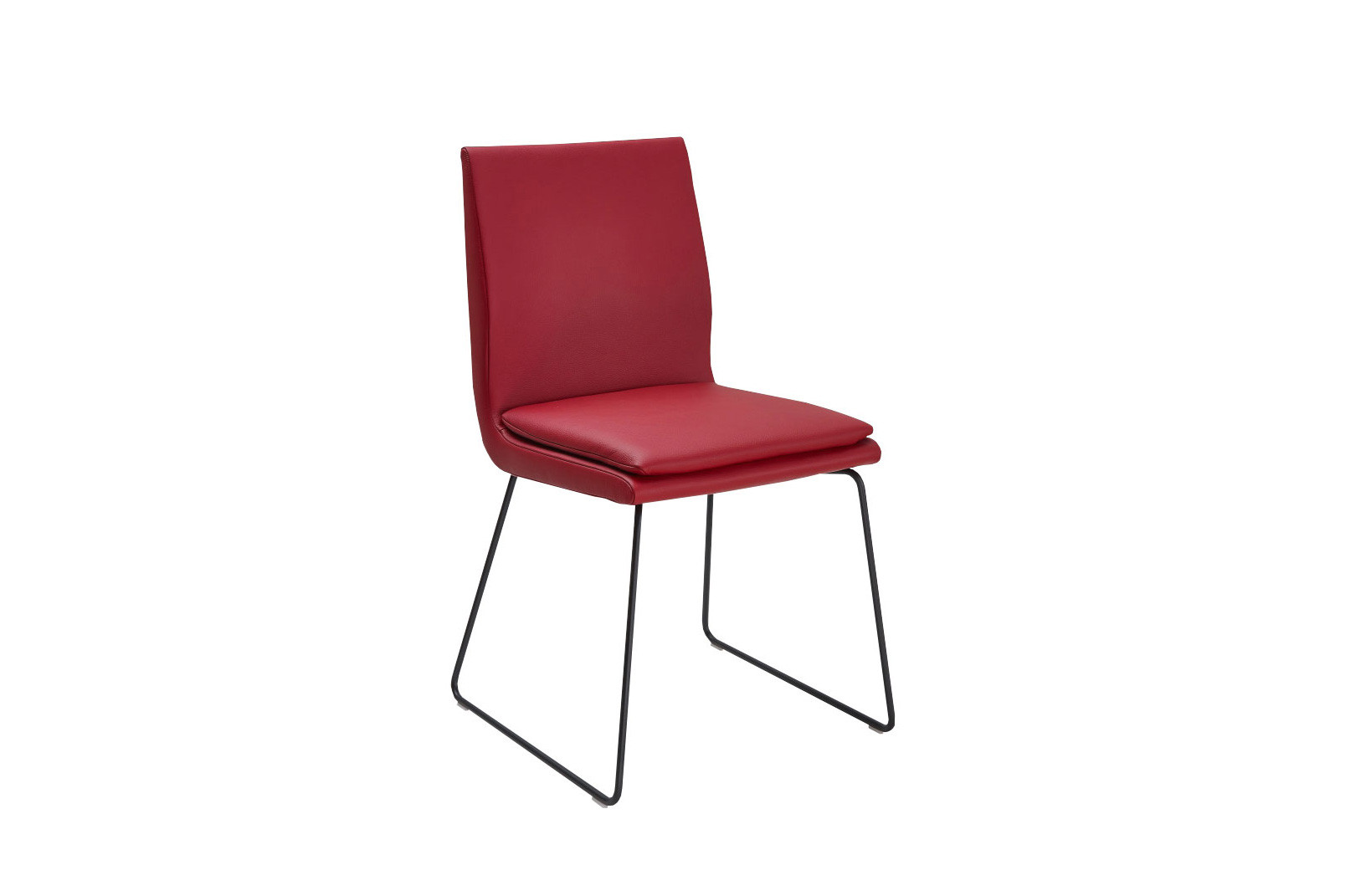 K W Formidable Home Collection Stuhl 6125 In Chianti Rot Mobel