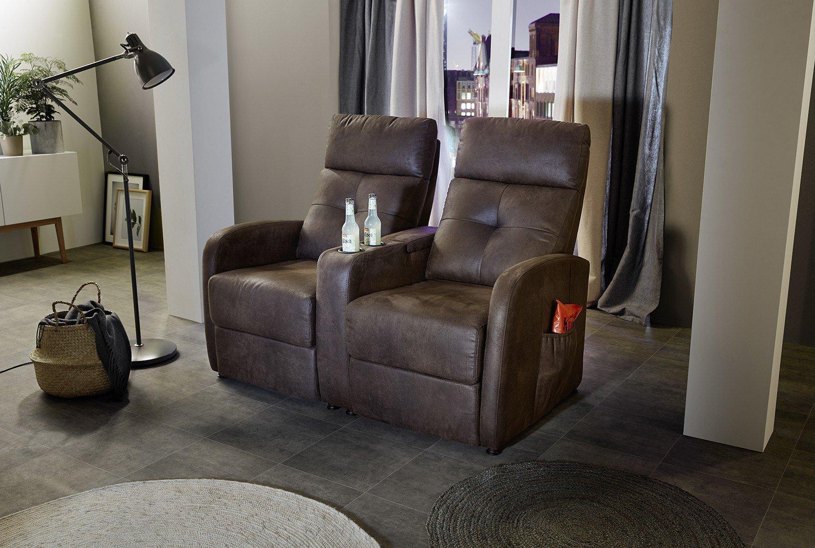 Einzelsessel braun  Pro.Com Relaxsessel | Möbel Letz – Ihr Online-Shop
