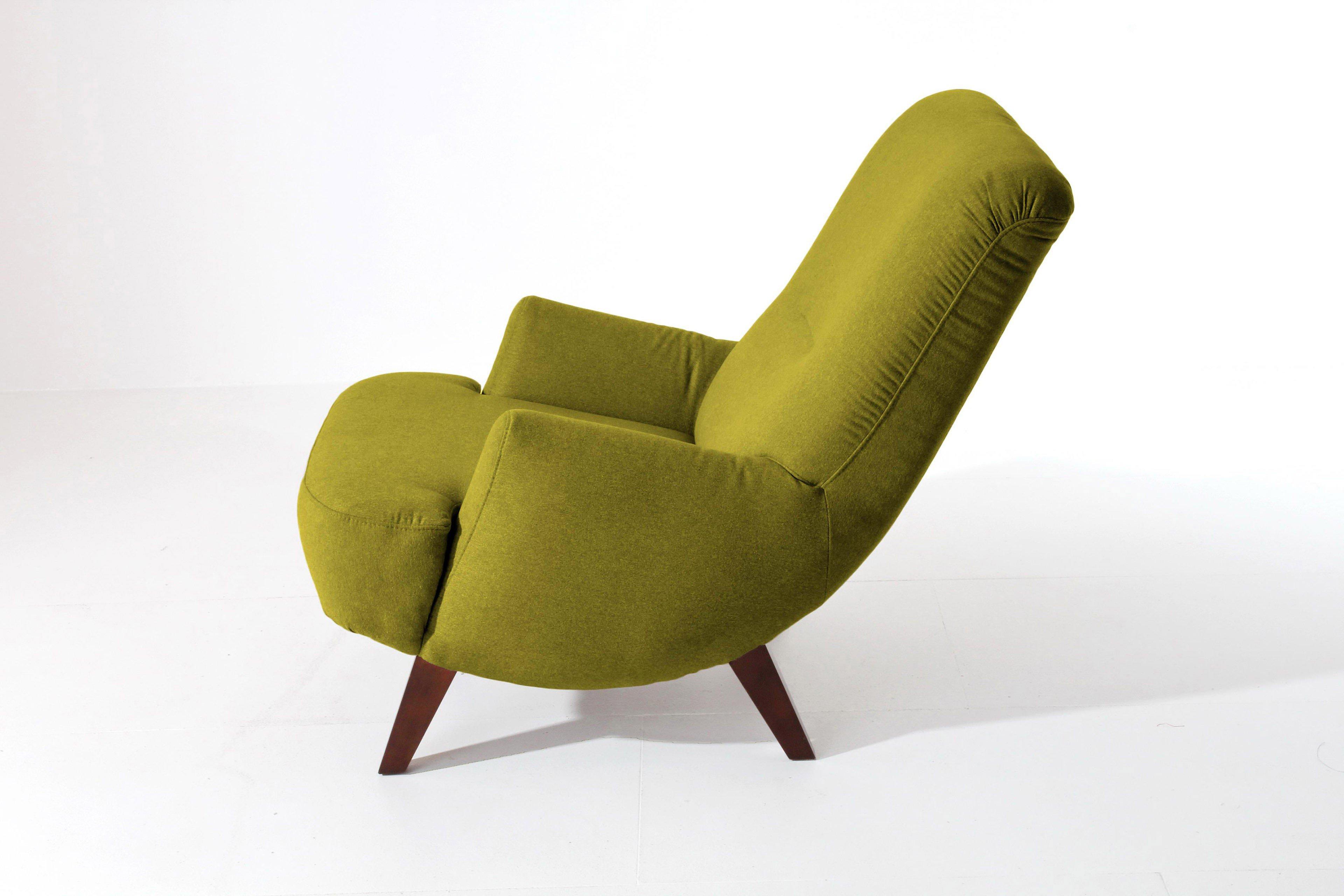 Einzelsessel design  Max Winzer Brandford Einzelsessel grün | Möbel Letz - Ihr Online-Shop
