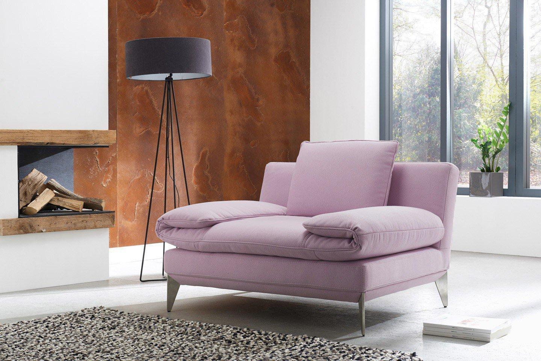 new look expression polstersessel in rosa m bel letz ihr online shop. Black Bedroom Furniture Sets. Home Design Ideas