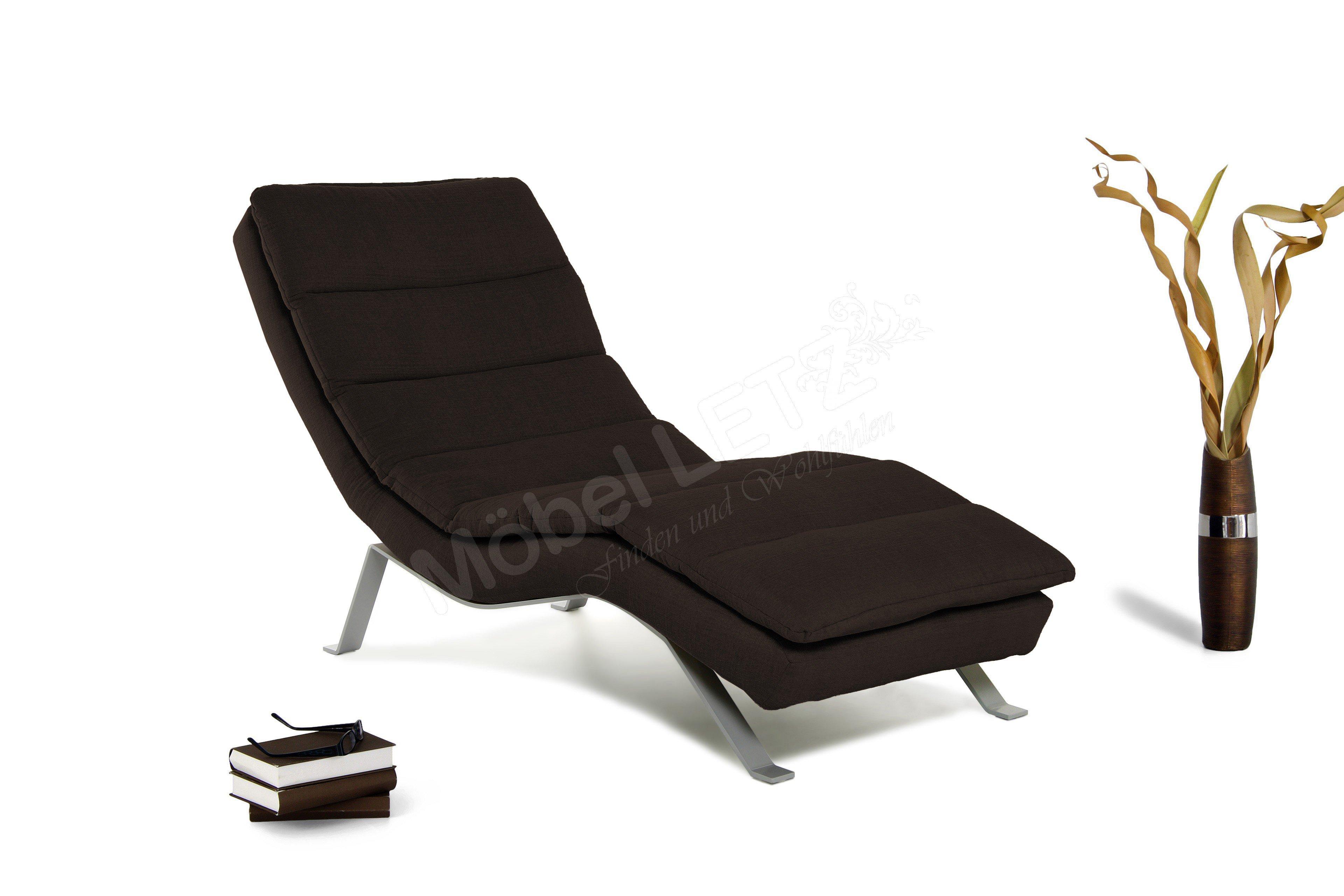 Ultsch Fly 660 Liege dunkelbraun | Möbel Letz - Ihr Online-Shop