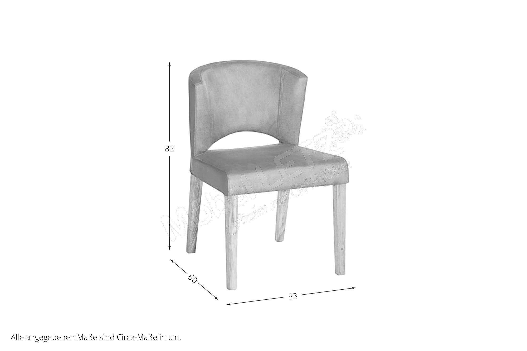 mca direkt stuhl runa braun m bel letz ihr online shop. Black Bedroom Furniture Sets. Home Design Ideas