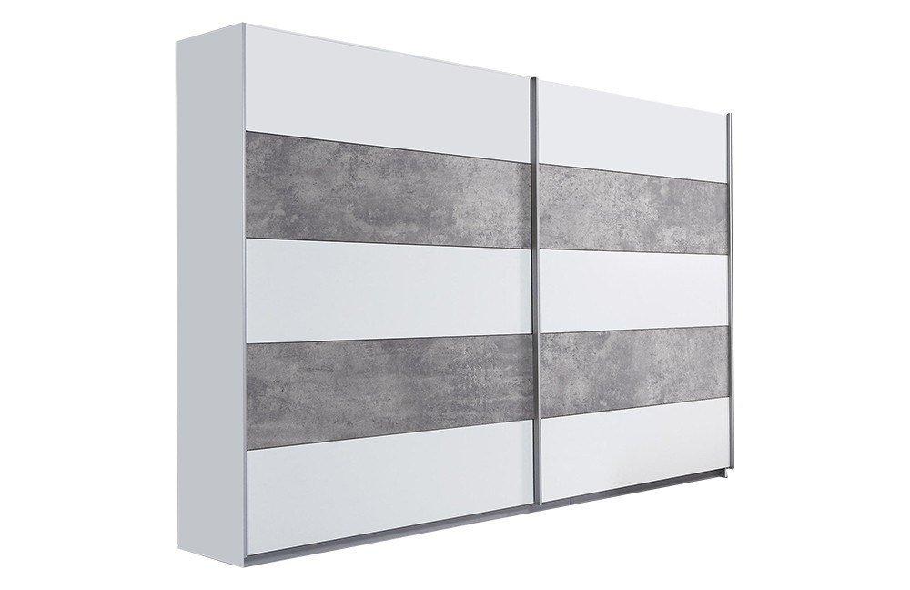 forte ginger schrank betonoptik m bel letz ihr online shop. Black Bedroom Furniture Sets. Home Design Ideas