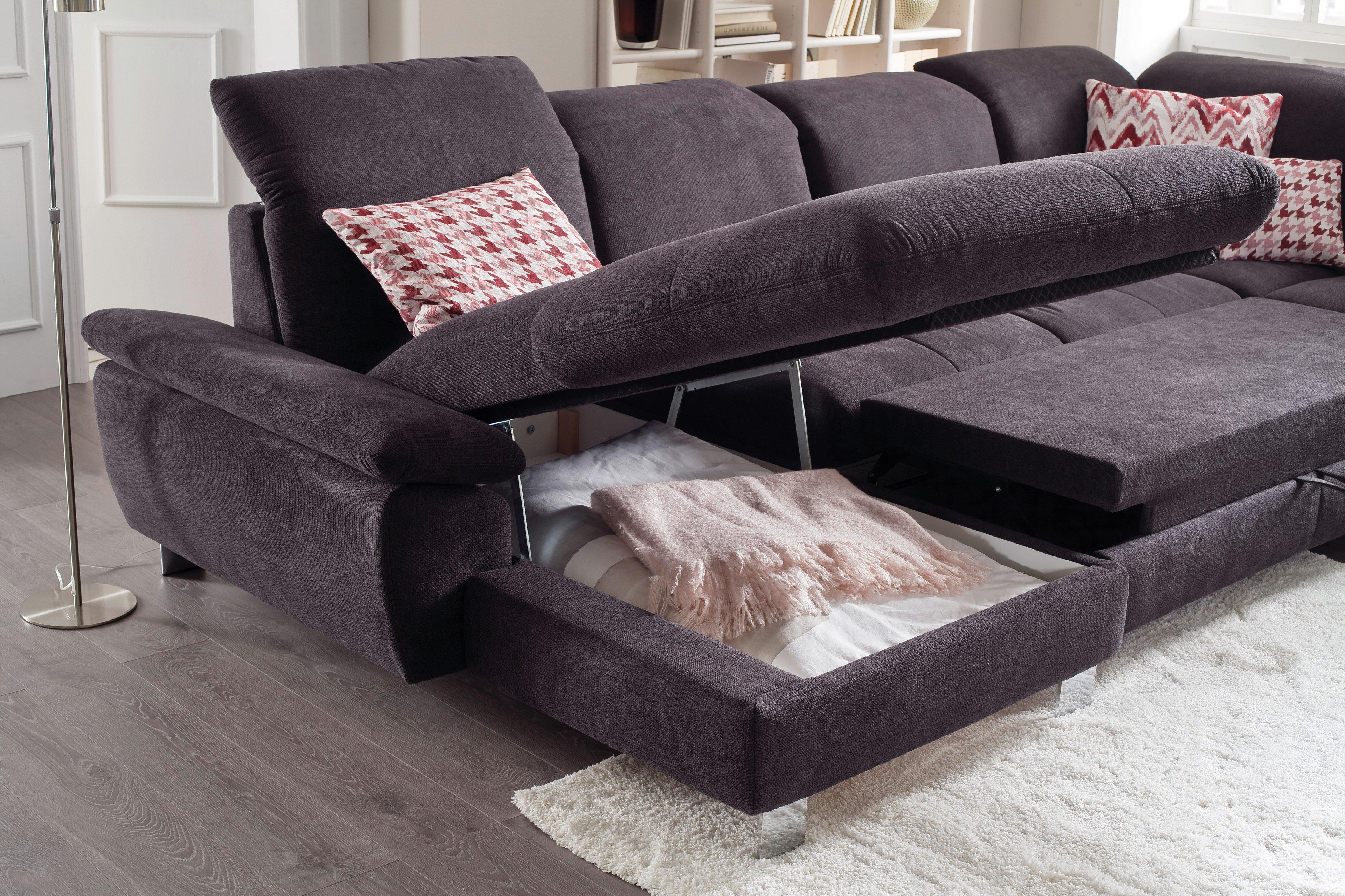 poco toronto wohnlandschaft schwarz m bel letz ihr online shop. Black Bedroom Furniture Sets. Home Design Ideas