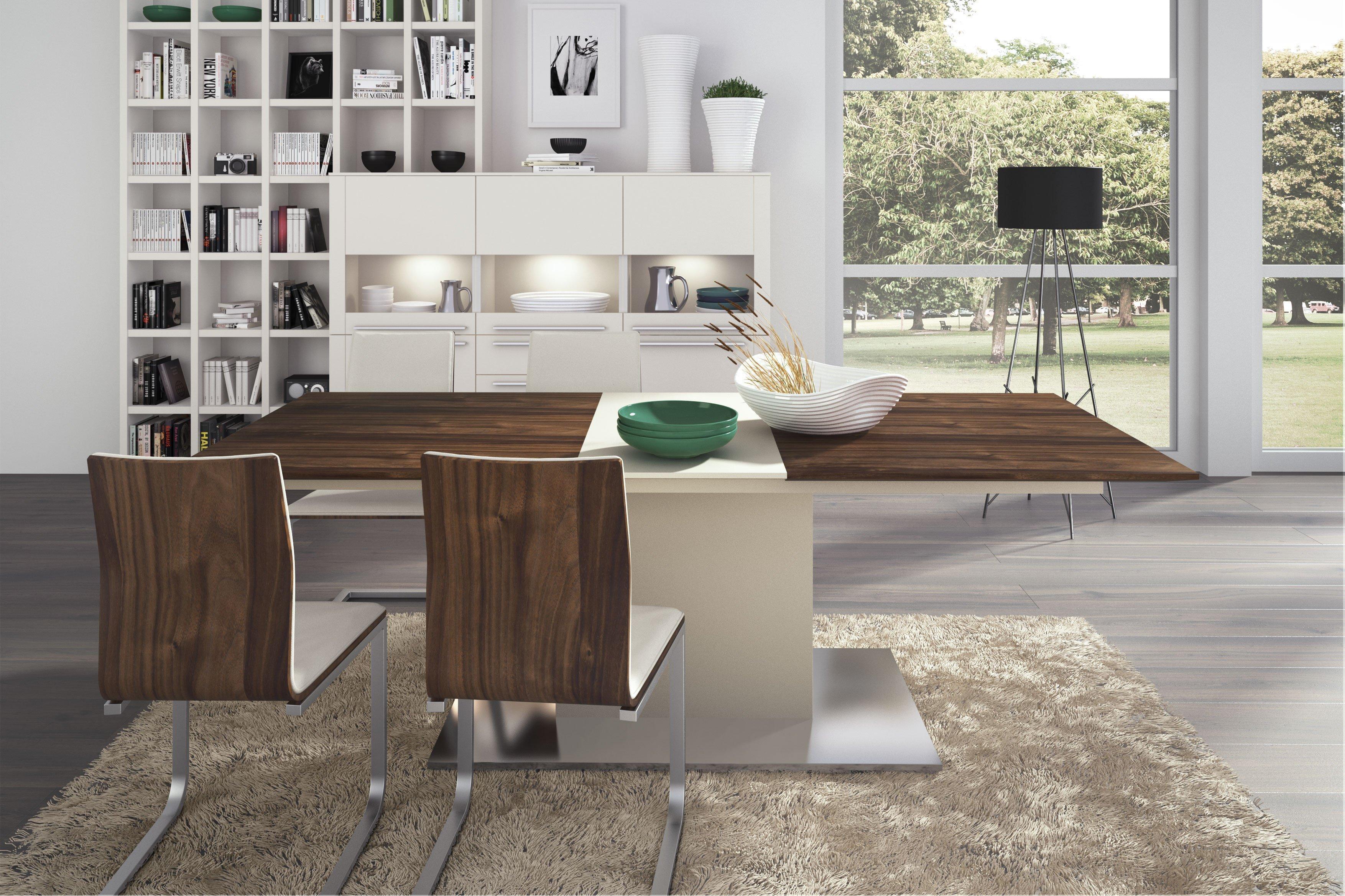 esstisch nussbaum wei esstisch wei matt ausziehbar fantastisch esstisch nussbaum wei perfect. Black Bedroom Furniture Sets. Home Design Ideas