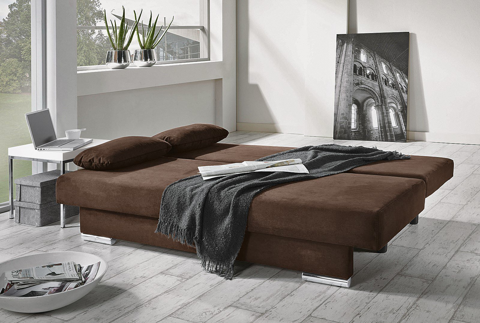 jockenh fer griffin angel schlafsofa inklusive bettkasten m bel letz ihr online shop. Black Bedroom Furniture Sets. Home Design Ideas