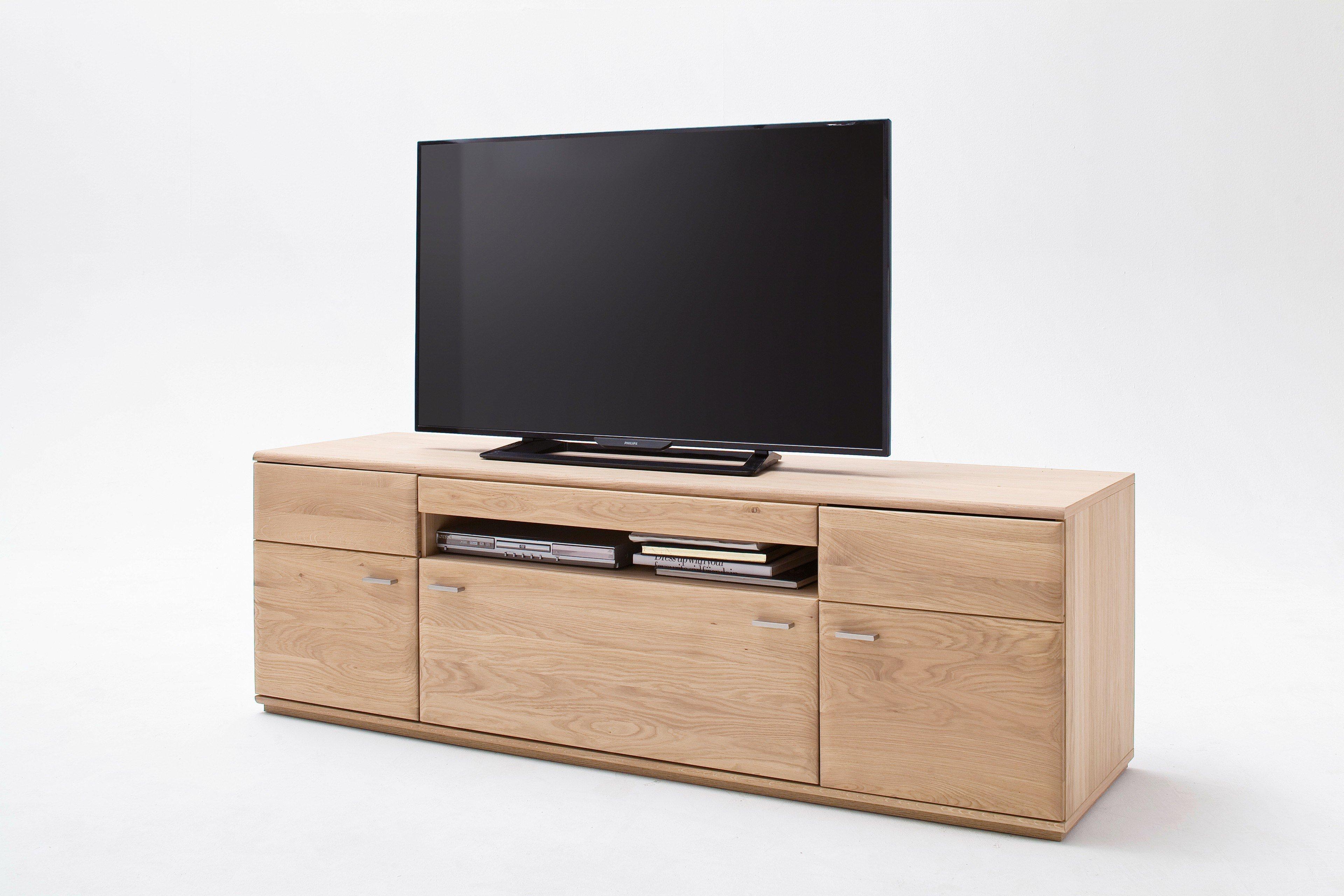 mca bologna lowboard in eiche bianco m bel letz ihr online shop. Black Bedroom Furniture Sets. Home Design Ideas