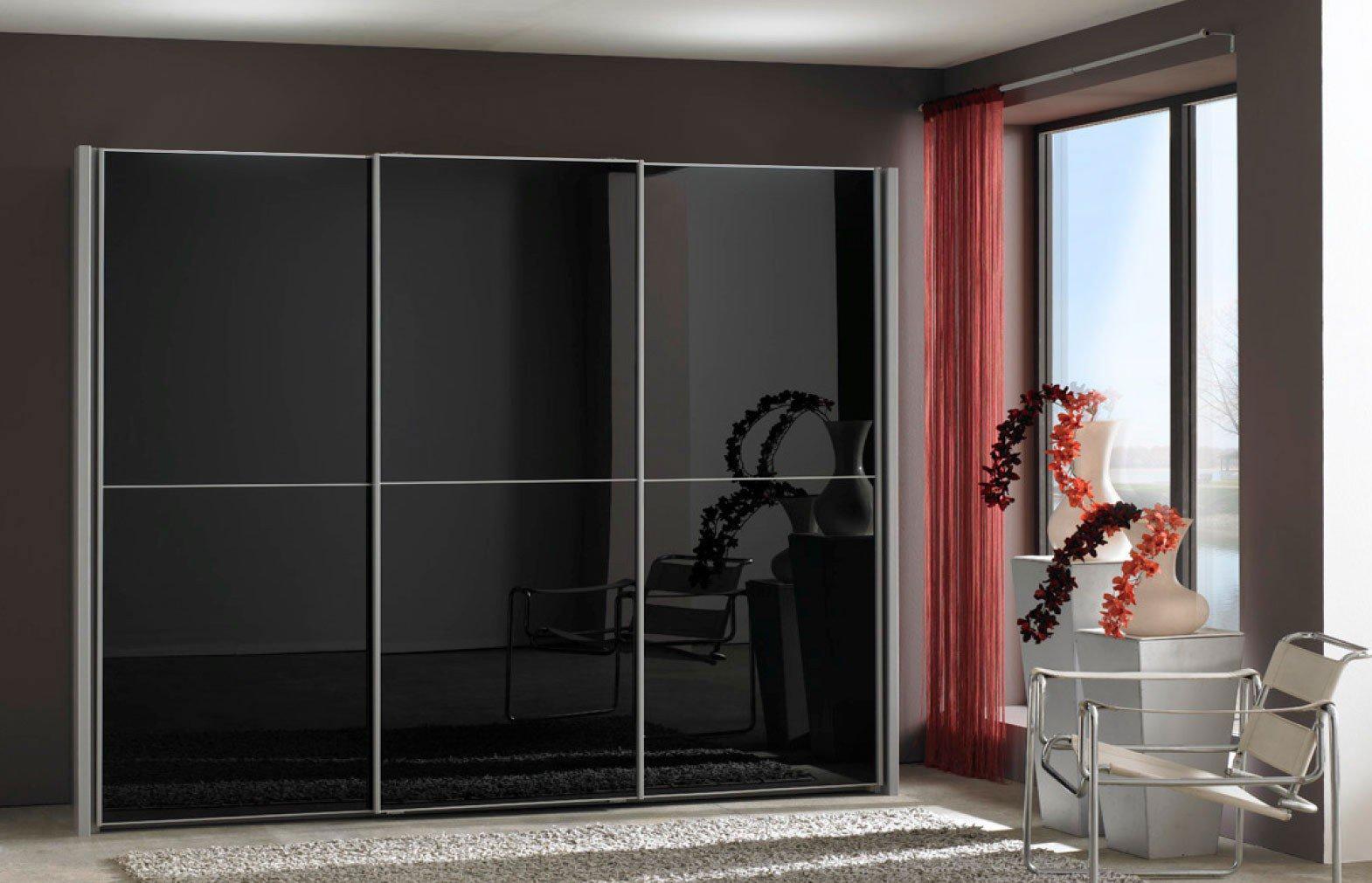 Wiemann Miami Schwebetürenschrank Glas-Front | Möbel Letz - Ihr ...